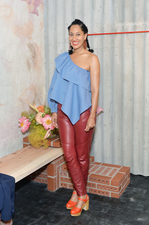 Tracee Ellis Ross attends Rachel Comey LA Store Opening