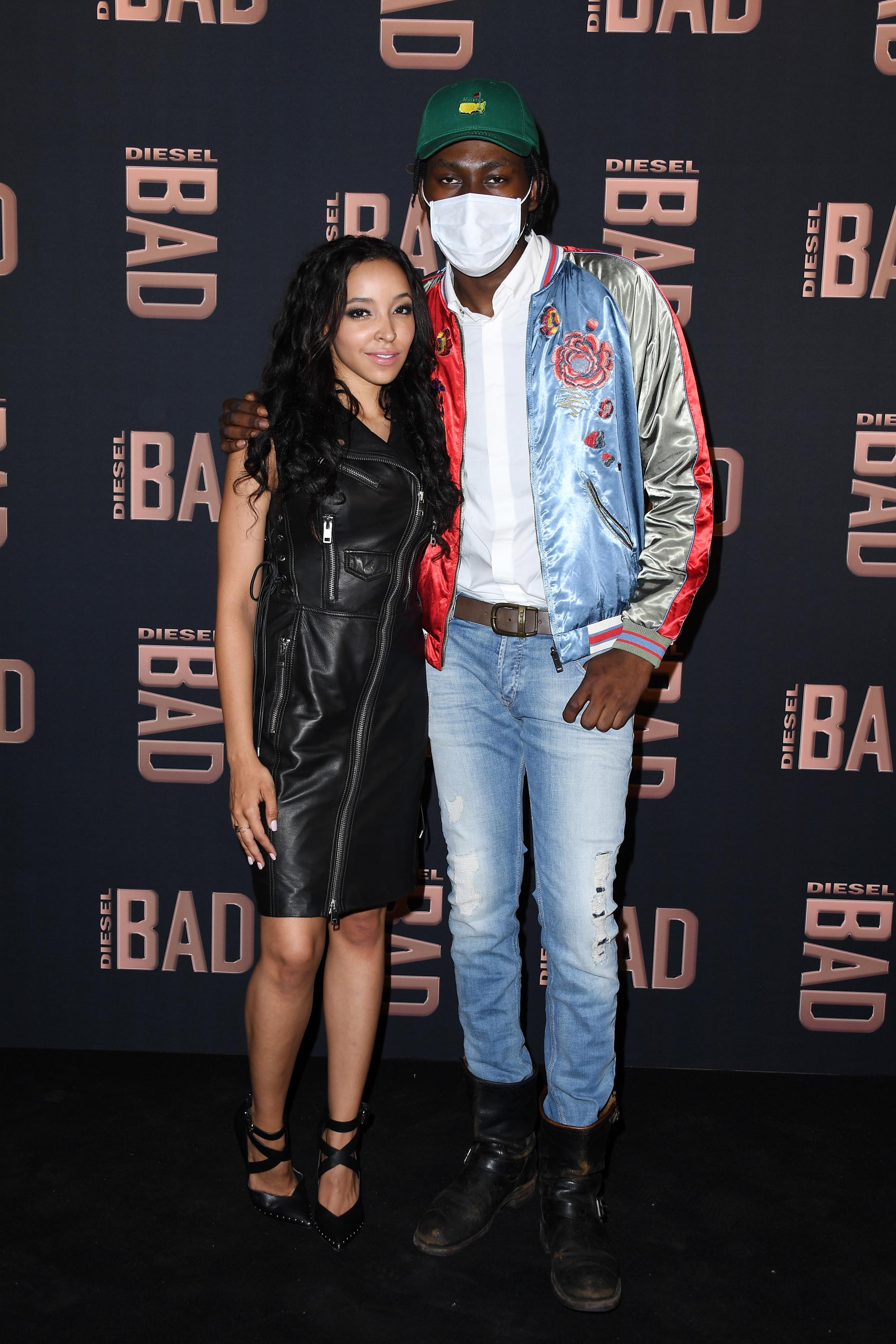 Tinashe attends the Diesel Party for the Launch of New Fragance For Men