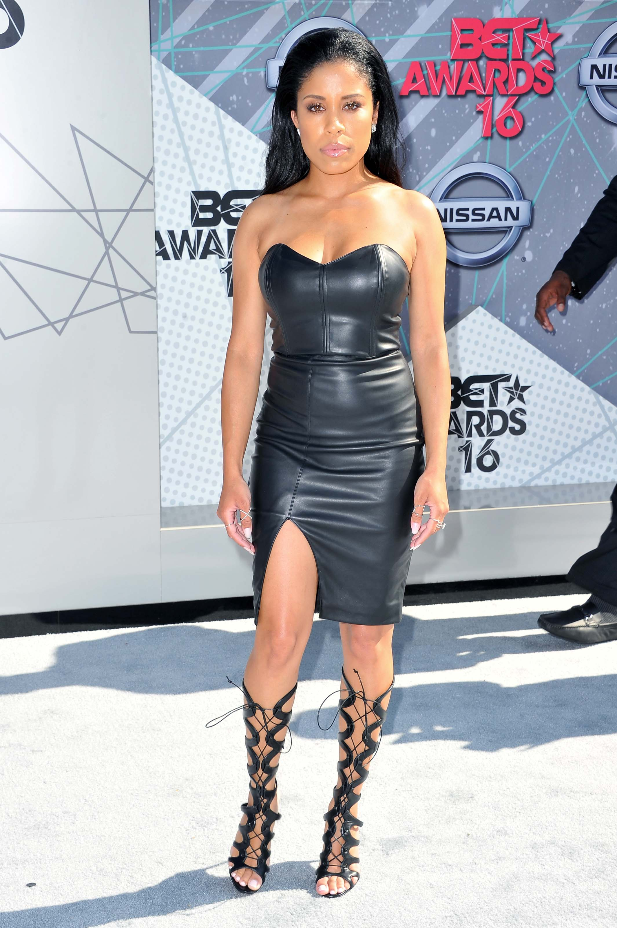 Keshia Chante attends the 2016 BET Awards