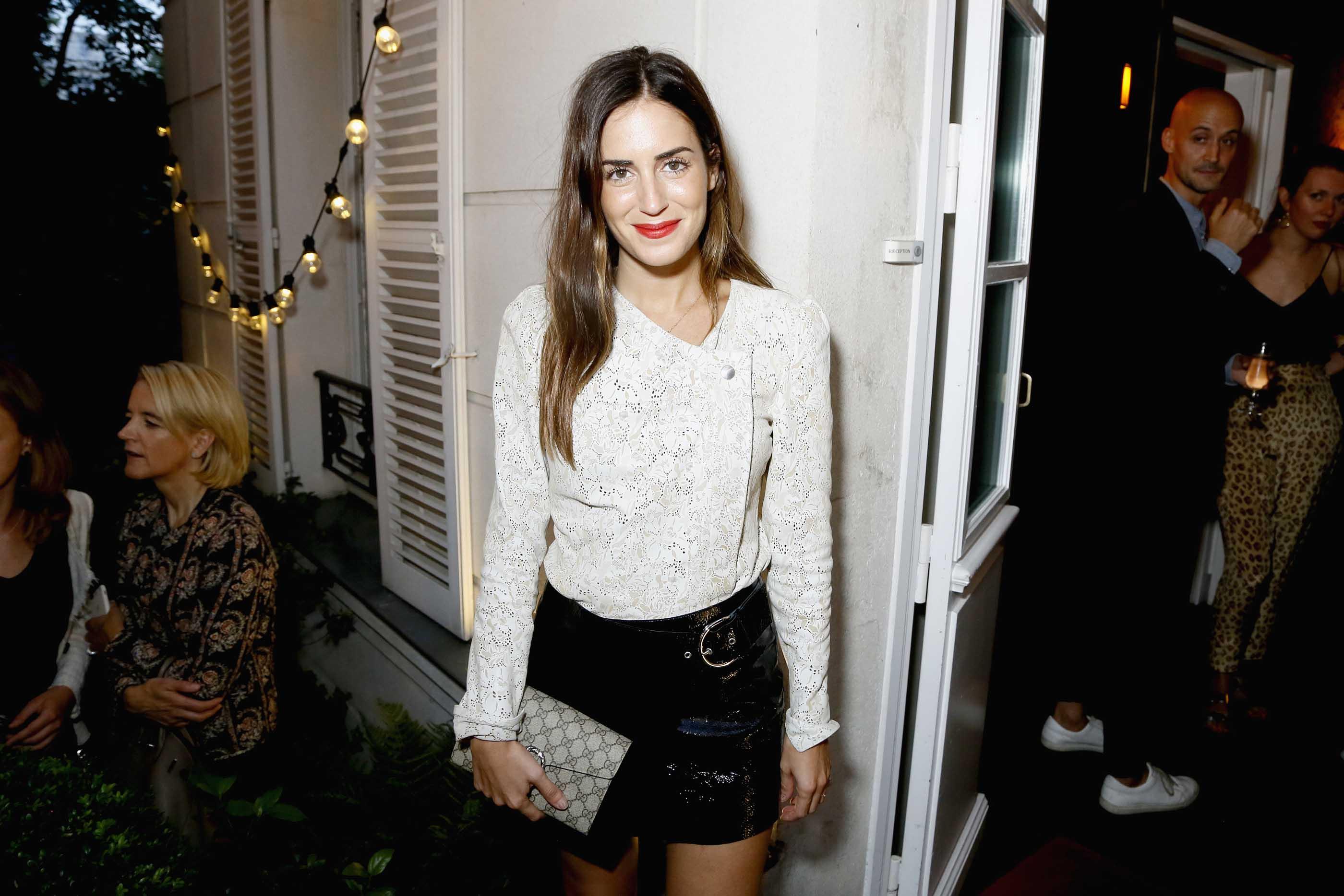 Gala Gonzalez attends Isabel Marant X mytheresa