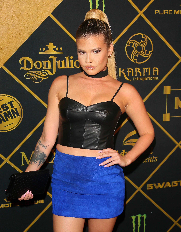 Chanel West Coast - 2016 Maxim Hot 100 Party in Los