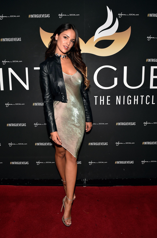 Eiza Gonzalez at the Intrigue Nightclub