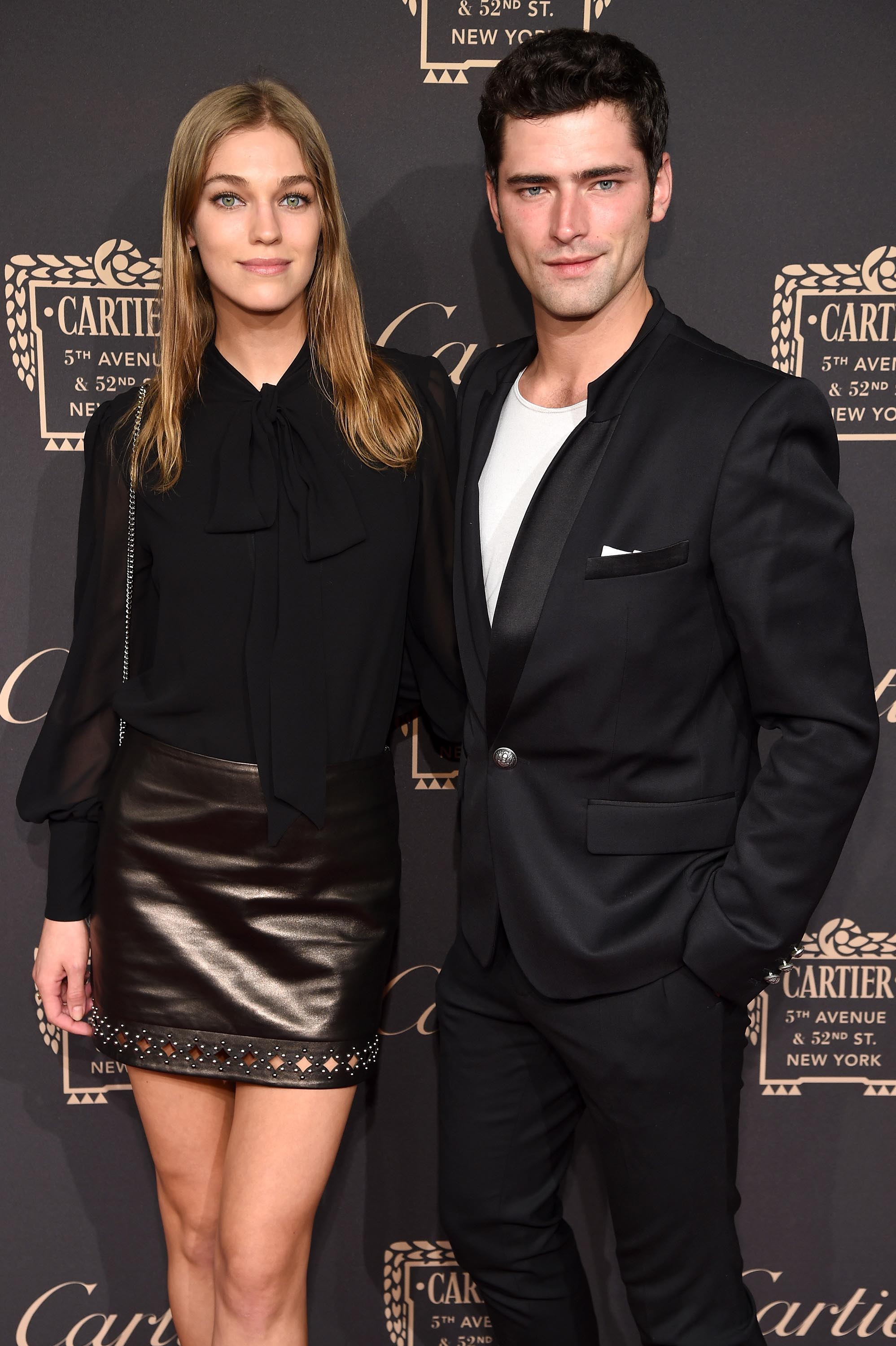 Samantha Gradoville attends the Cartier Fifth Avenue Grand Reopening Event