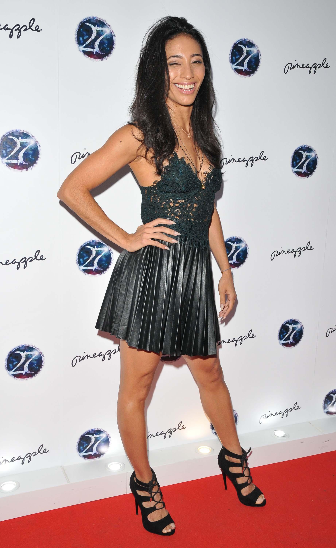 Karen Clifton attends 27 VIP Press Night Performance
