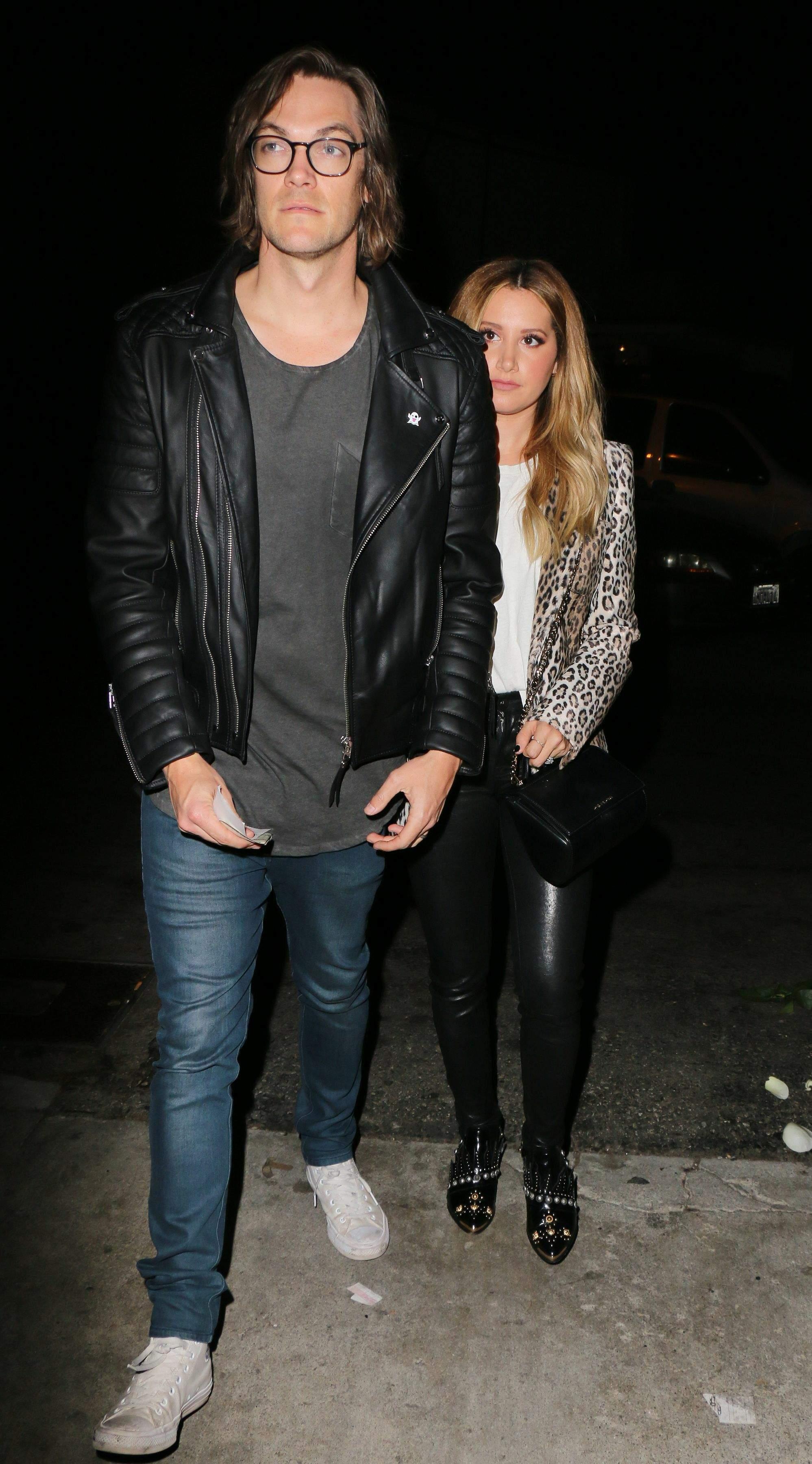 Ashley Tisdale attends NYLON Nights LA