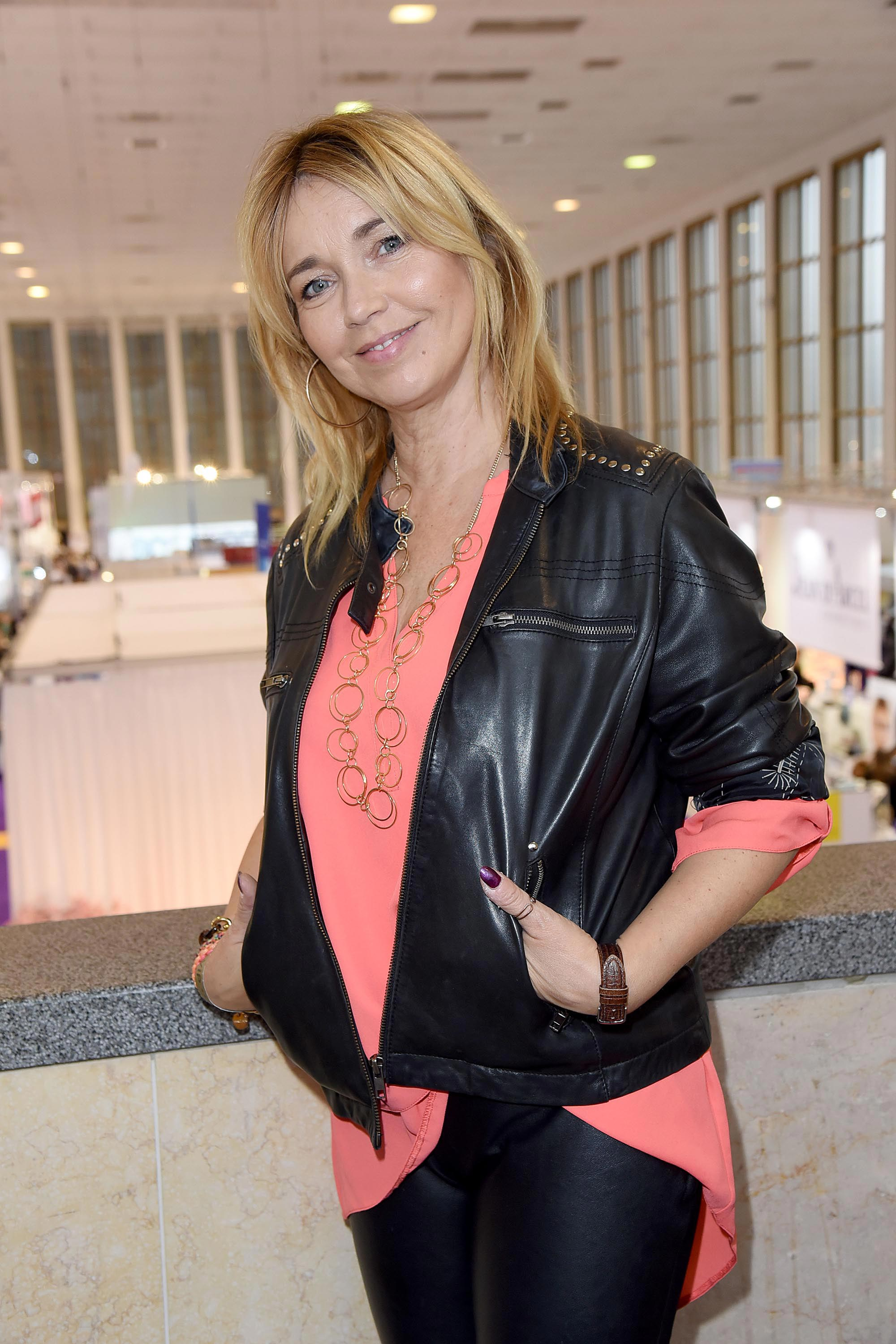 Tina Ruland attends the COSMETICA Newcomer Artist 2016