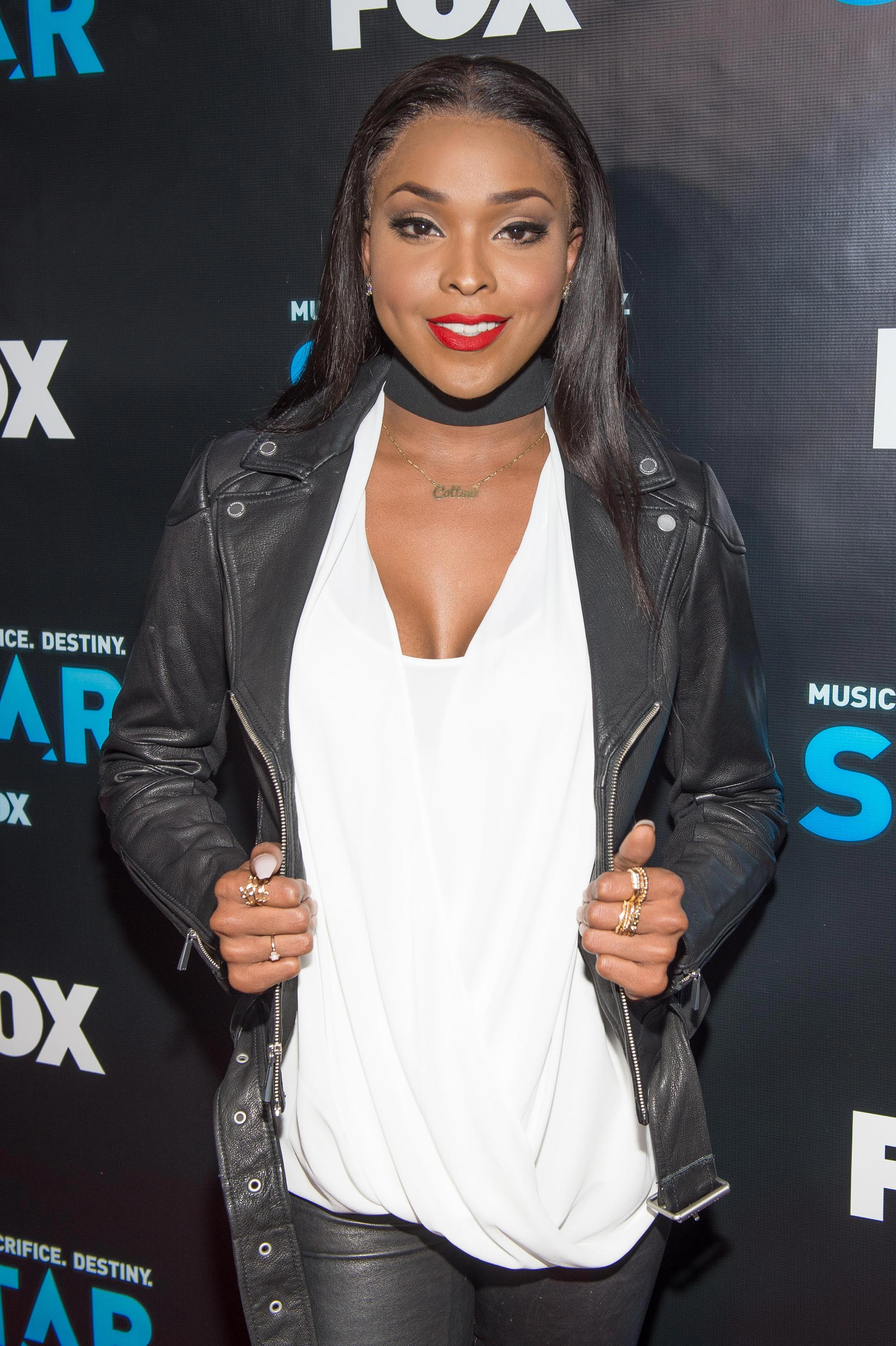 Amiyah Scott attends the STAR ATL Live On the Park screening