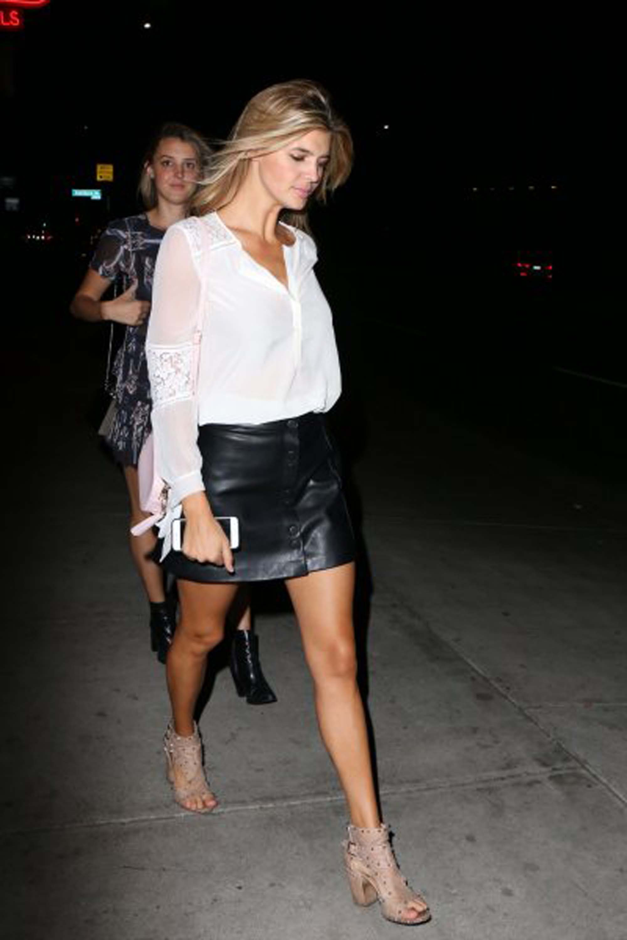 Kelly Rohrbach attends Pop Suki Launch Party