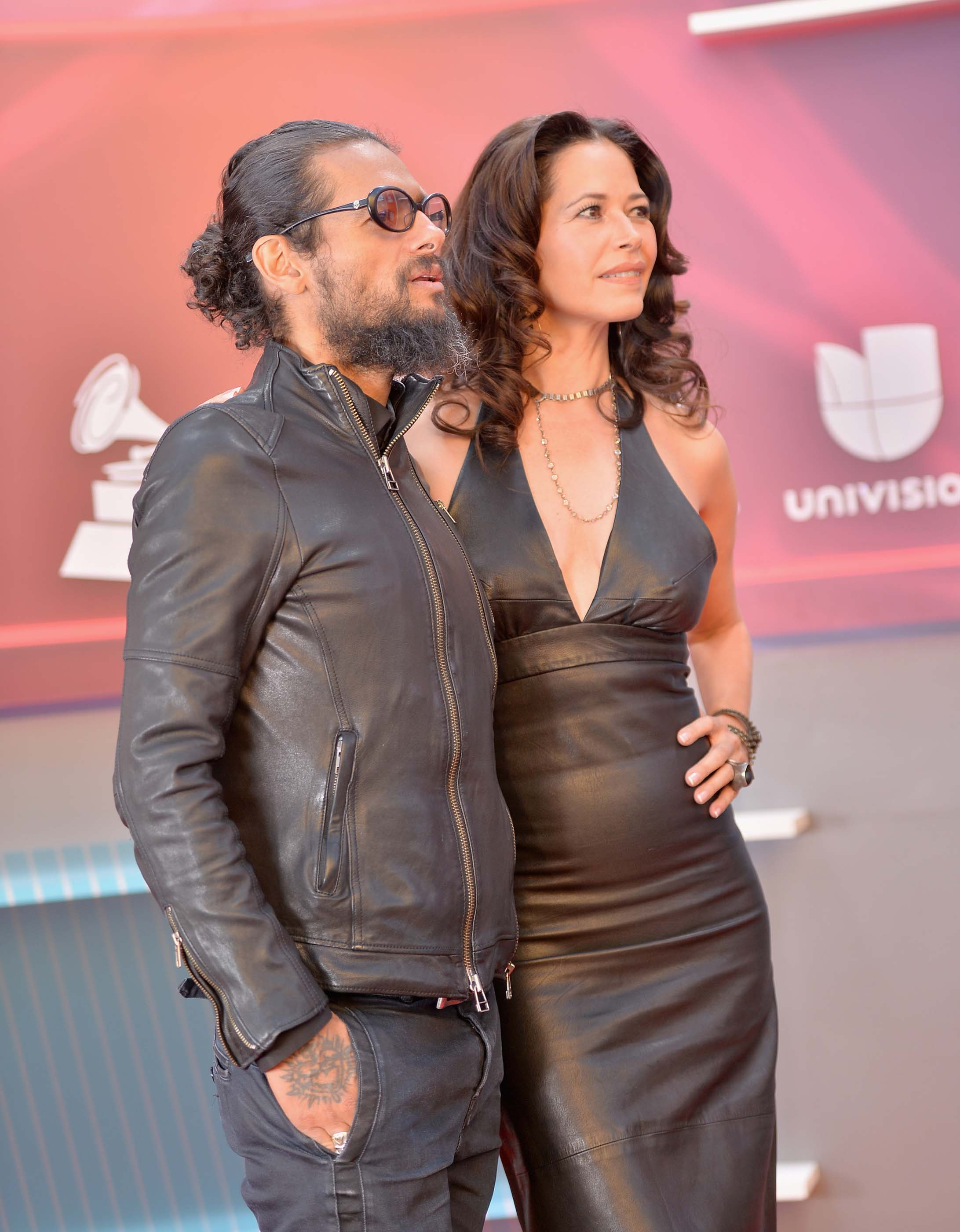 Angela Alvarado gallery - leather celebrities