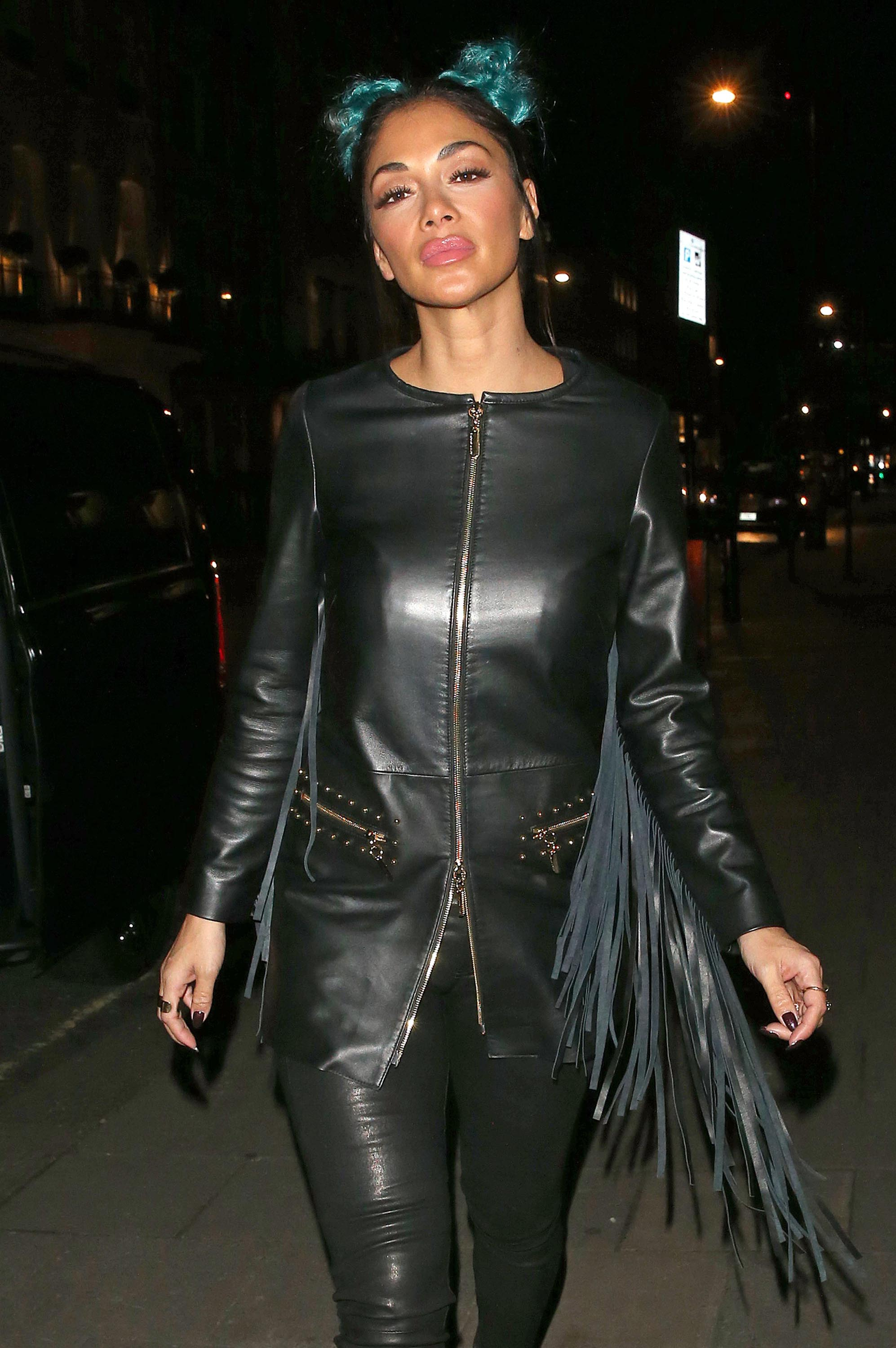 Nicole Scherzinger The Chain of Hope Annual Ball