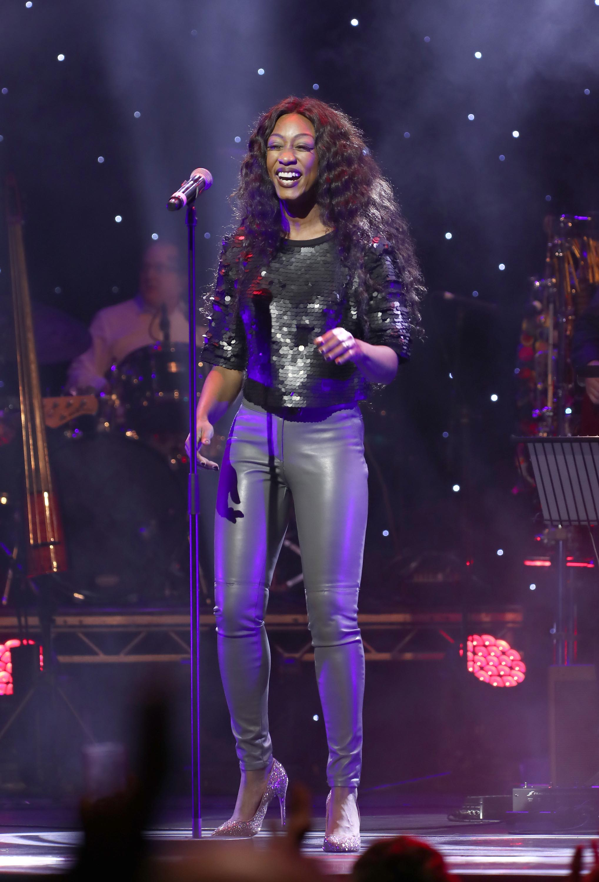 Beverley Knight attends The Magic of Christmas