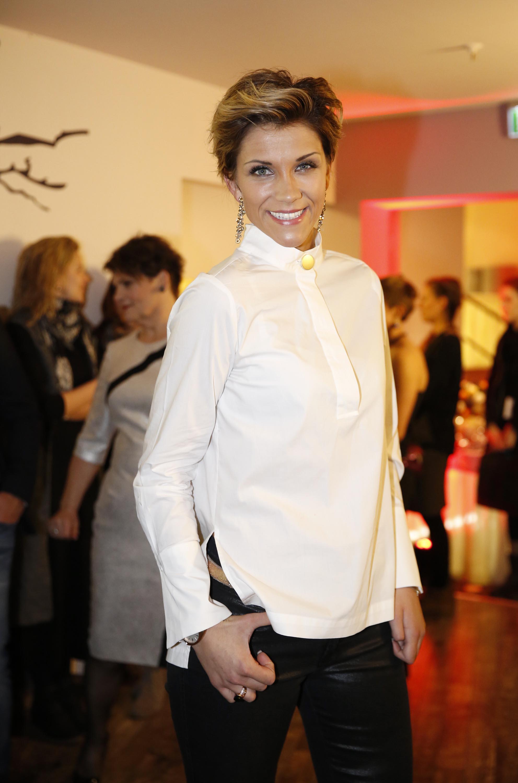 Anna-Maria Zimmermann attends Adventsfest der 100.000 Lichter