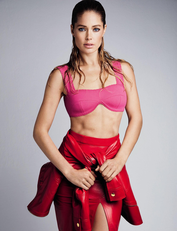 Doutzen Kroes in Vogue Russia 2016