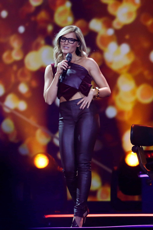 Helene Fischer performs at Die Helene Fischer Show