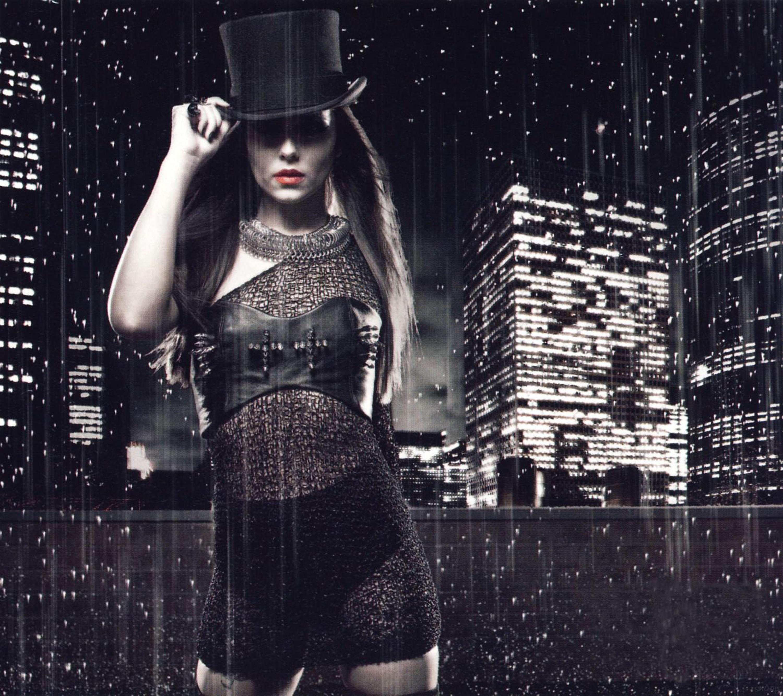 Cheryl Cole photoshoot by John Wright
