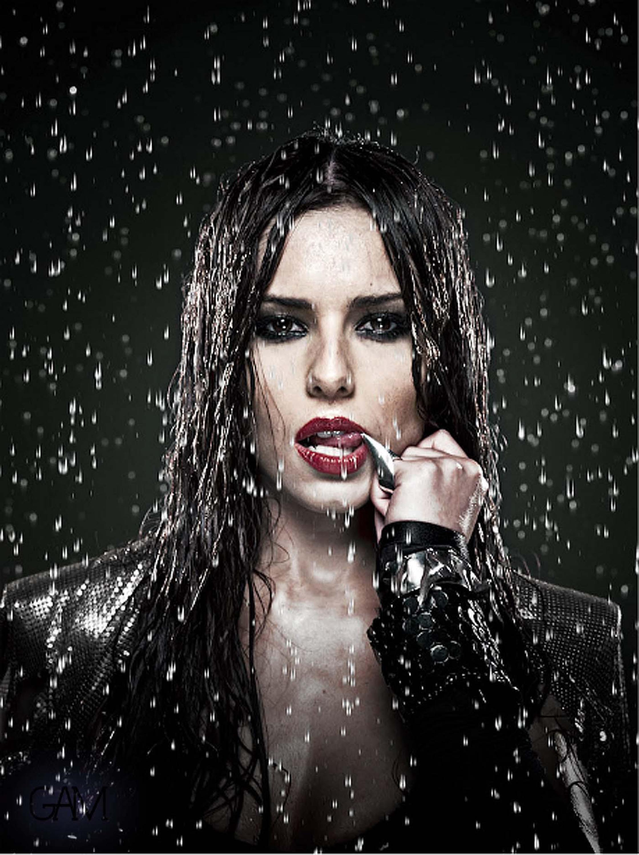 Gallery - Leather Celebrities Cheryl Cole Facebook