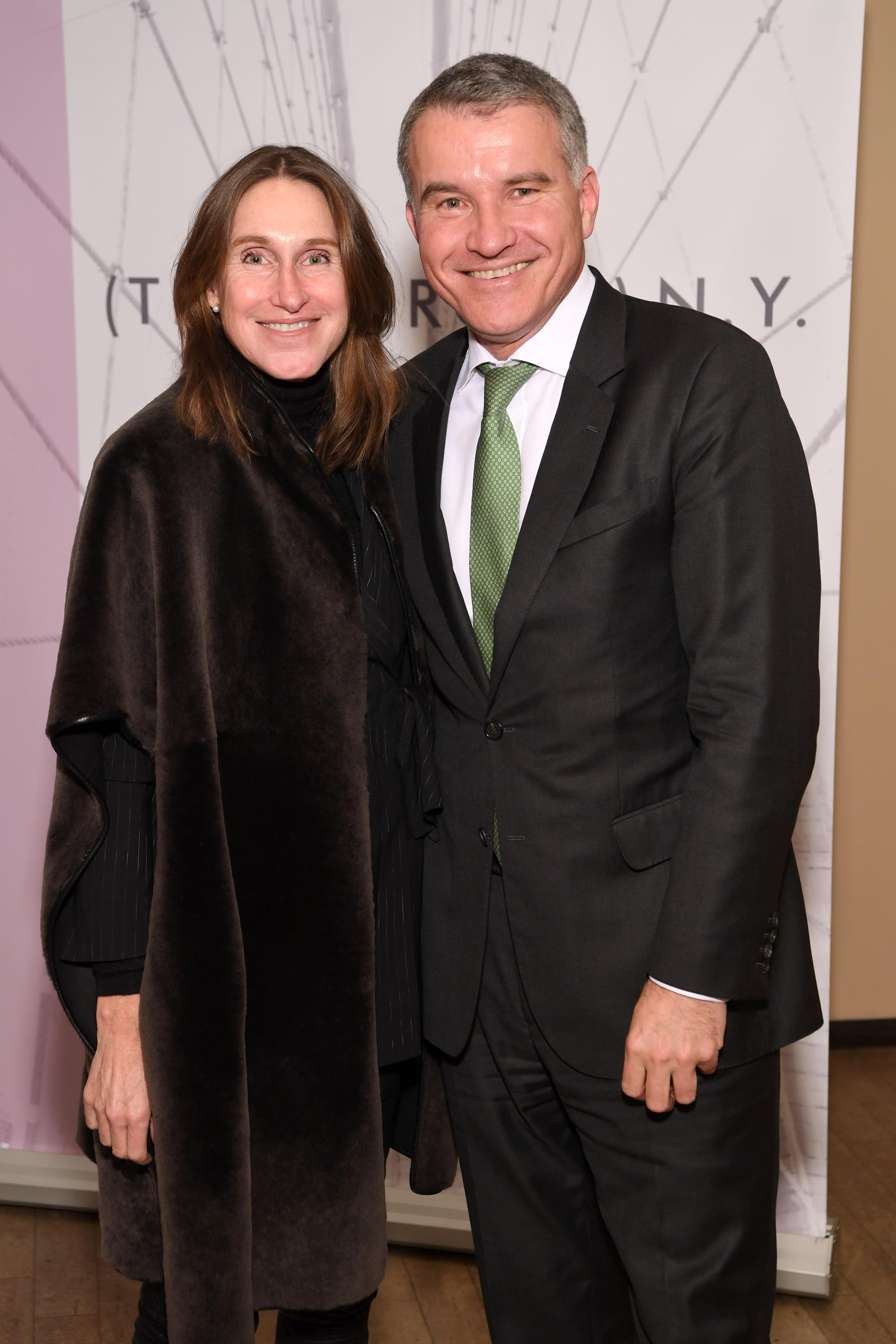 Annette Weber attends NY Empfang