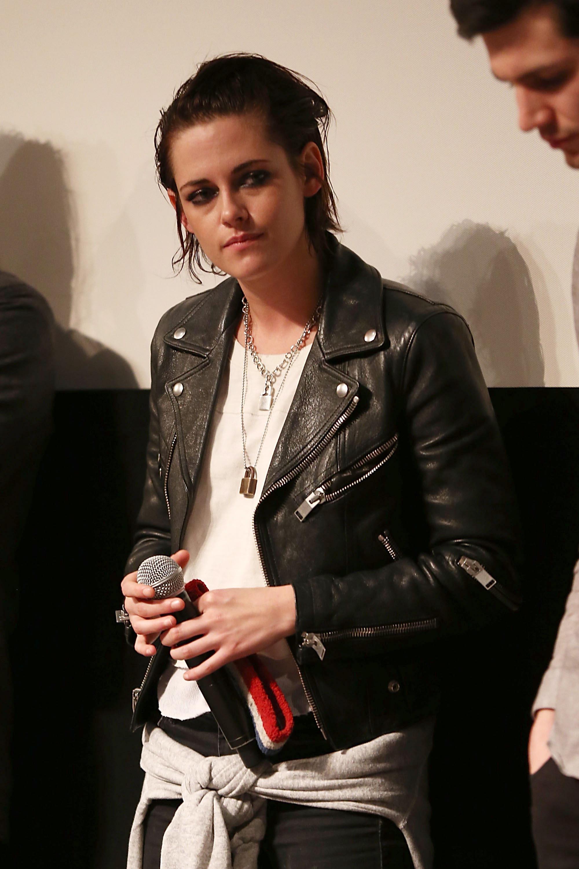 Kristen Stewart attends the Short Program