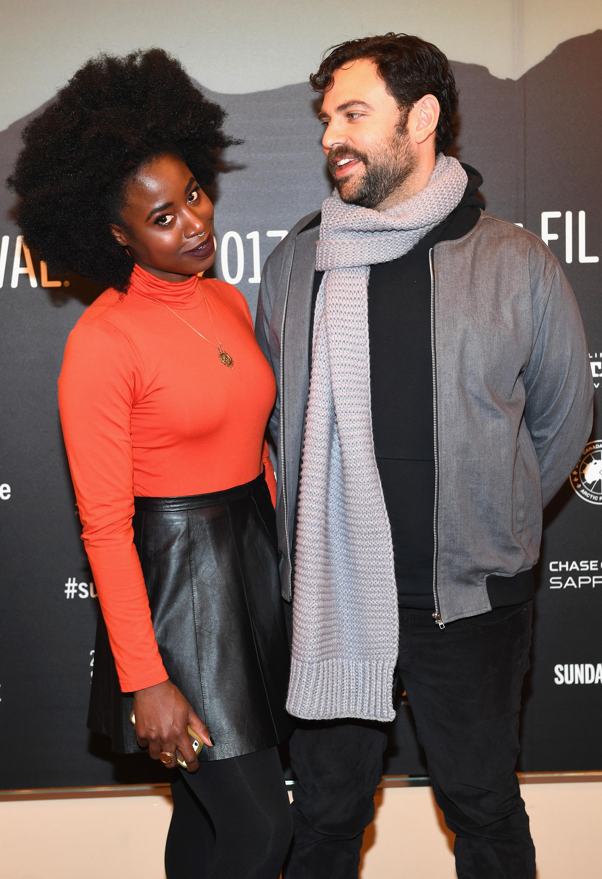 Kirby Howell-Baptiste attends the Downward Dog Premiere