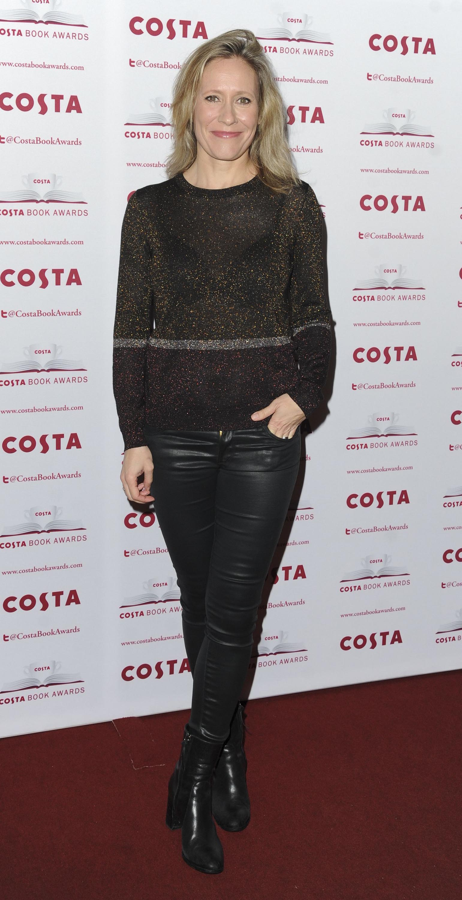 sophie raworth photos photos costa book of the year award