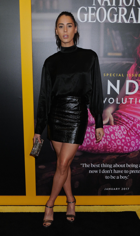 Carmen Carrera Gender Revolution: A Journey With Katie Couric premiere