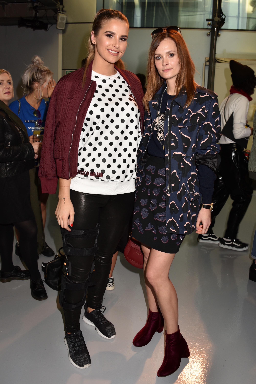 Vogue Williams attends Sponge Bob Gold