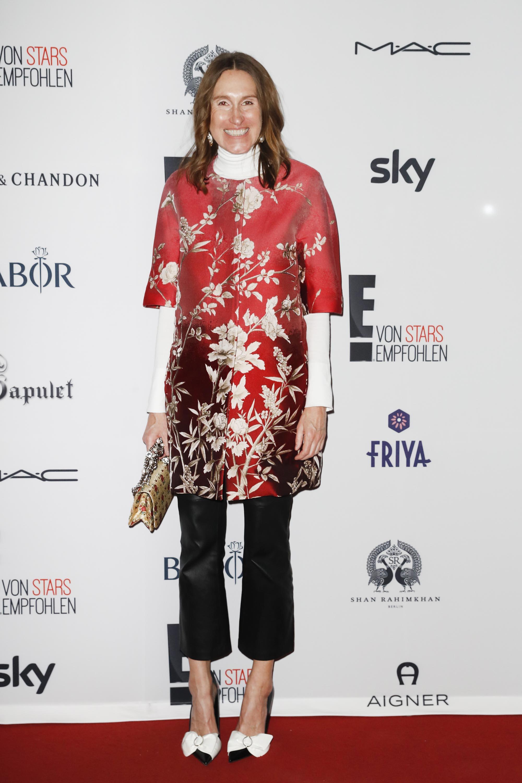 Annette Weber attends the 'E! Entertainment Influencer Suite'
