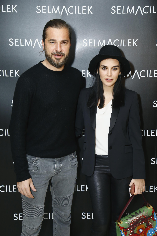 Neslisah Duzyatan attends Selma Cilek show