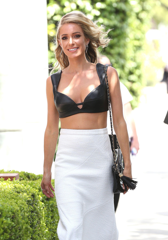 Kristin Cavallari out in LA