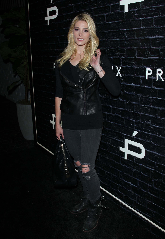 Ashley Greene attends ...