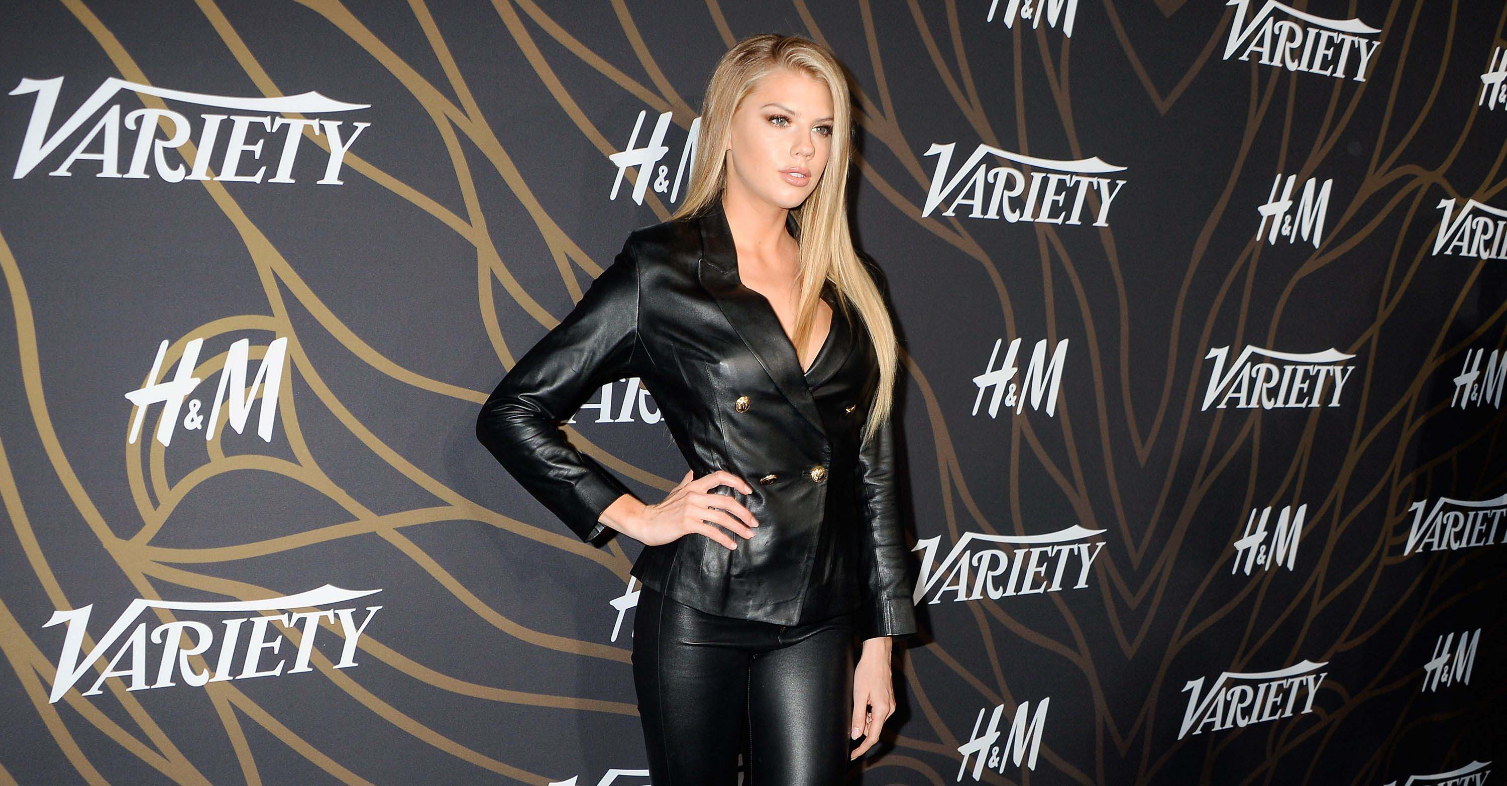 Charlotte McKinney attends Variety Power of Young