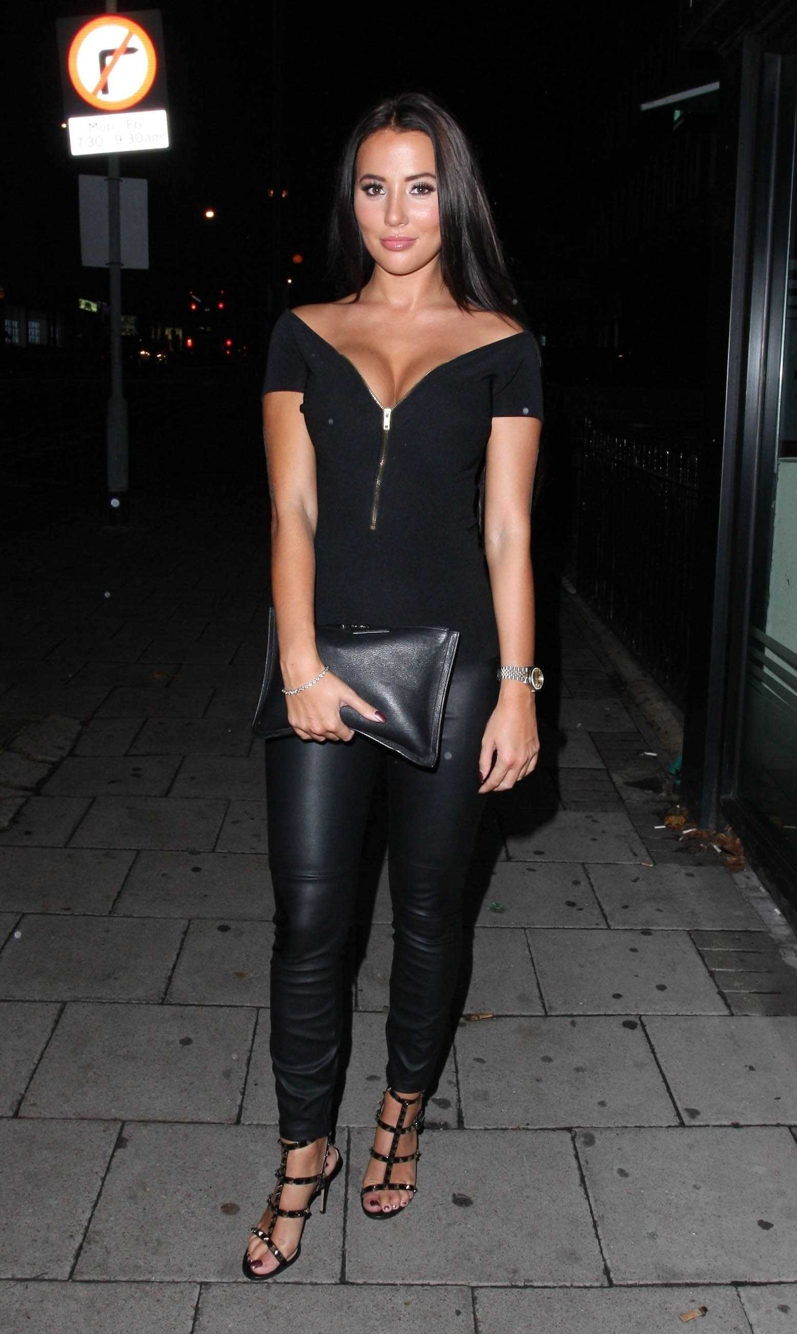 Yazmin Oukhellou at Lauren Pope's Birthday Party