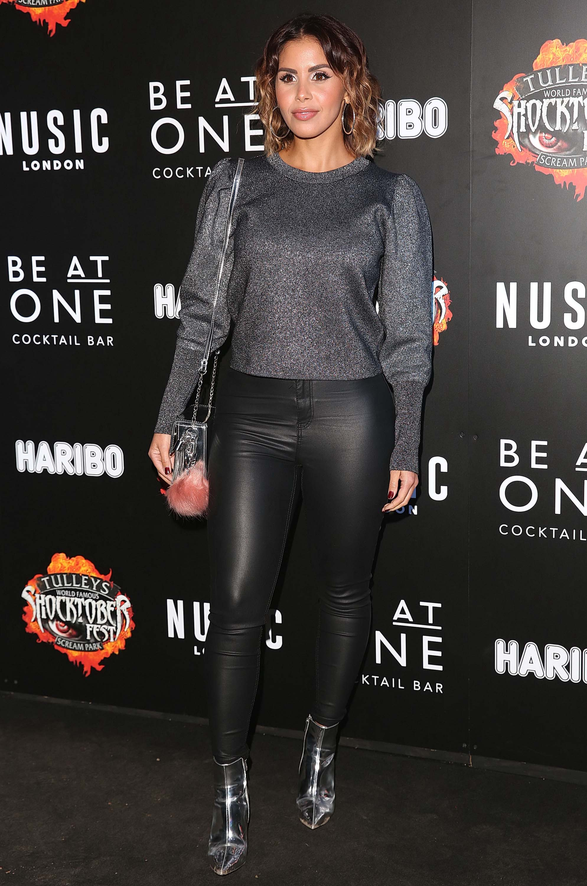 Shanie Ryan attends Annual Shocktober Fest