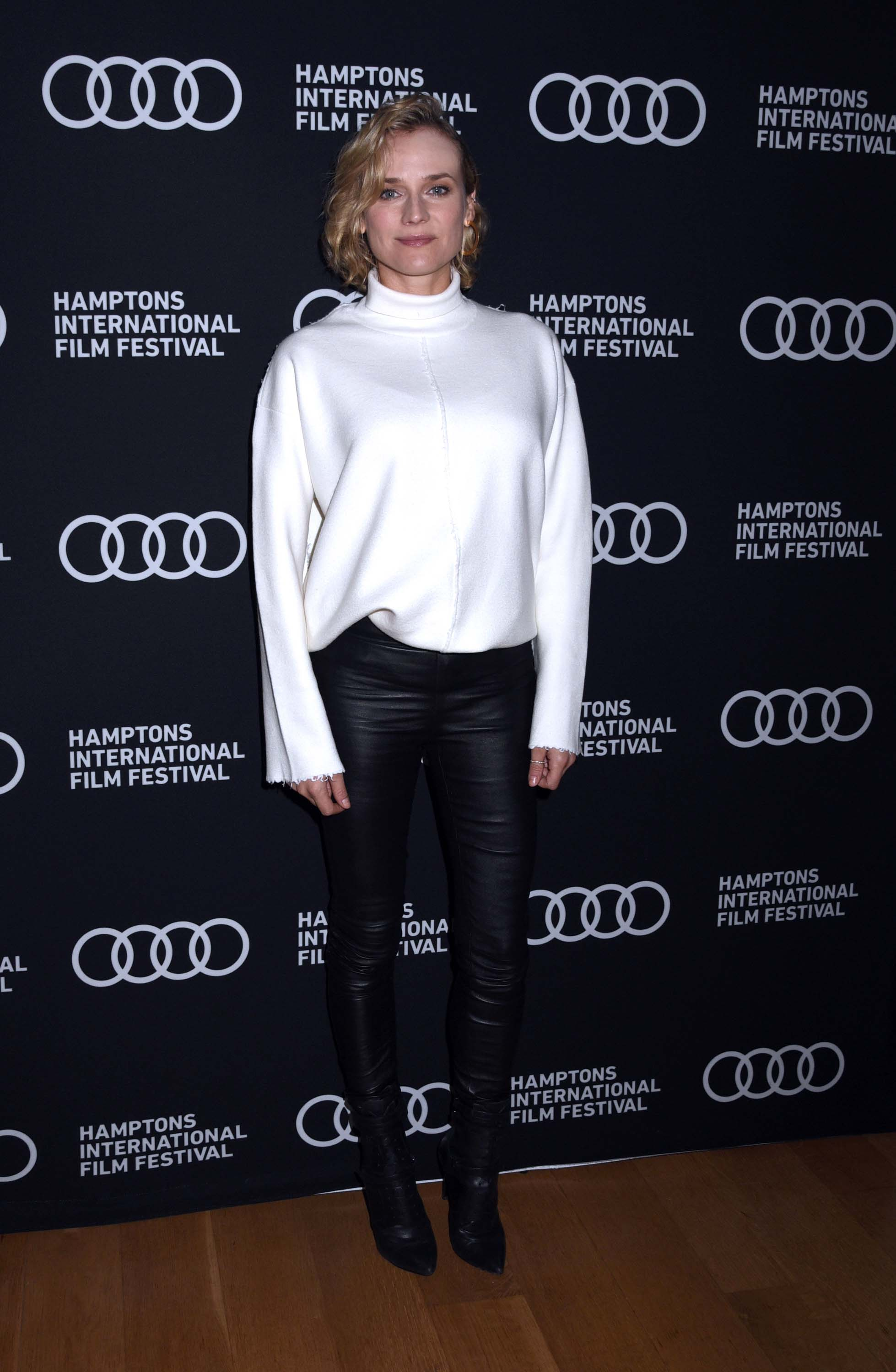 Diane Kruger attends Hamptons International Film Festival 2017
