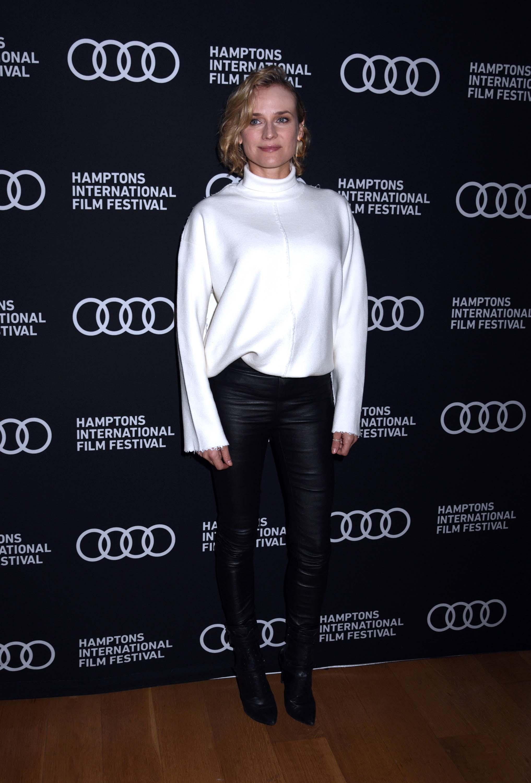 Diane Kruger attends Hamptons International Film Festival 2017