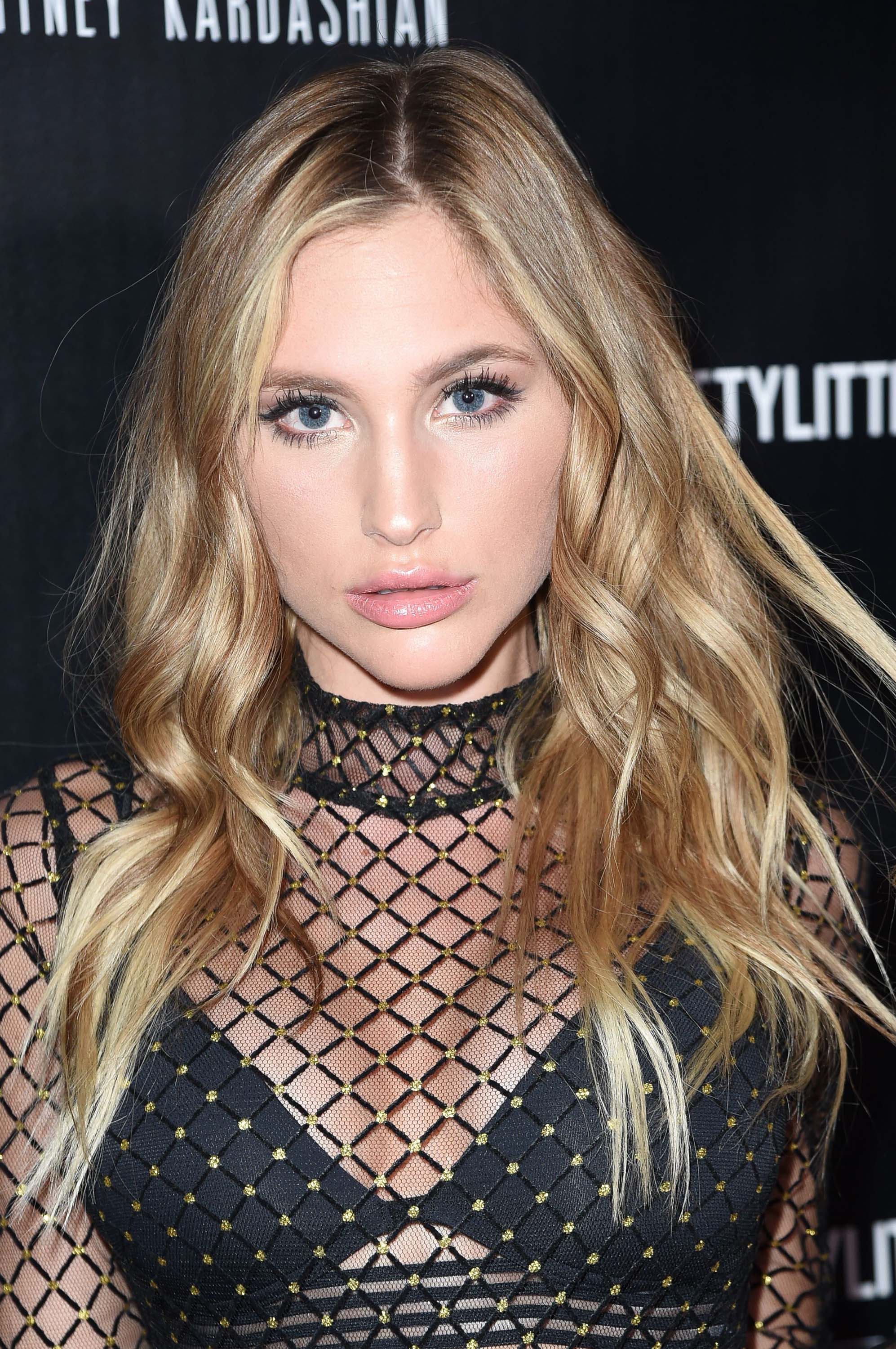 Liberty Netuschil attends PrettyLittleThing Launch Party