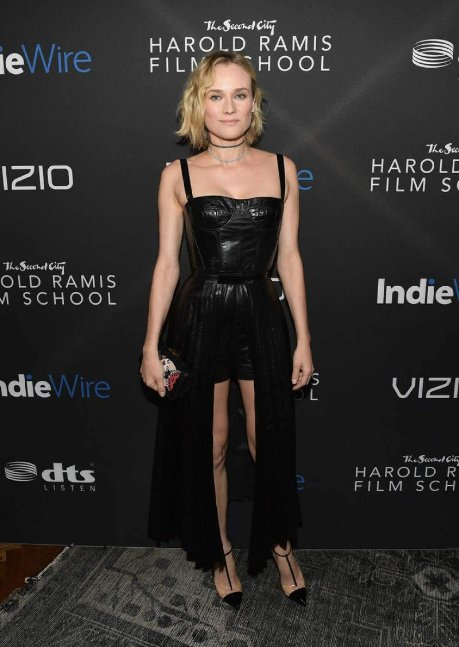 Diane Kruger attends Inaugural IndieWire Honors