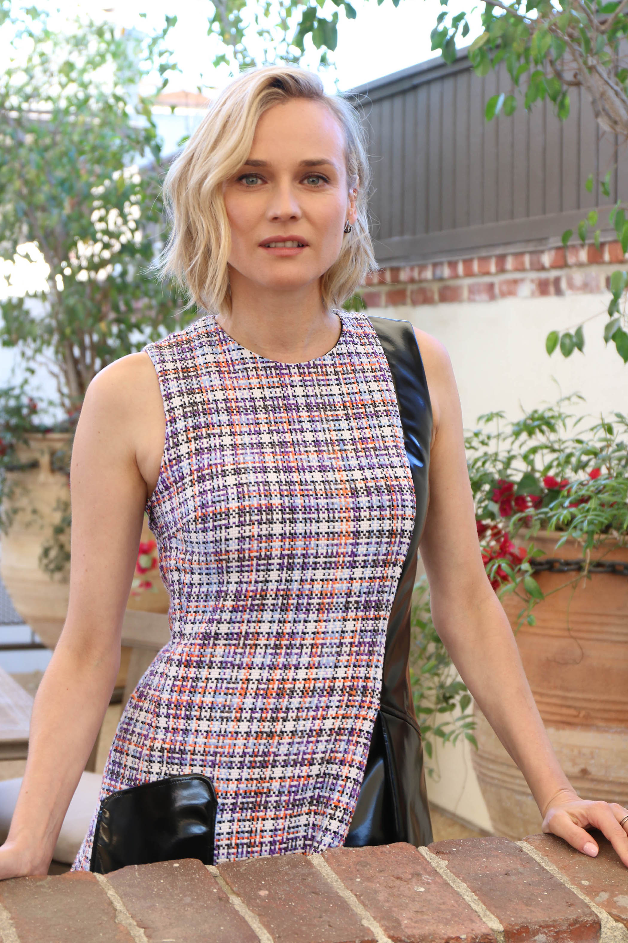 Diane Kruger attends In the Fade Press Conference