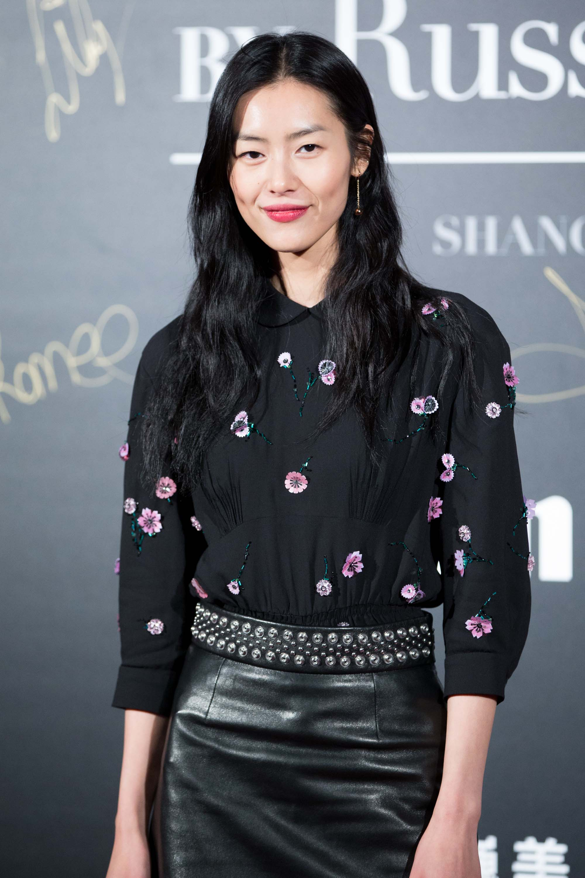 Liu Wen attends Mercedes-Benz 'Backstage Secrets' By Russell James