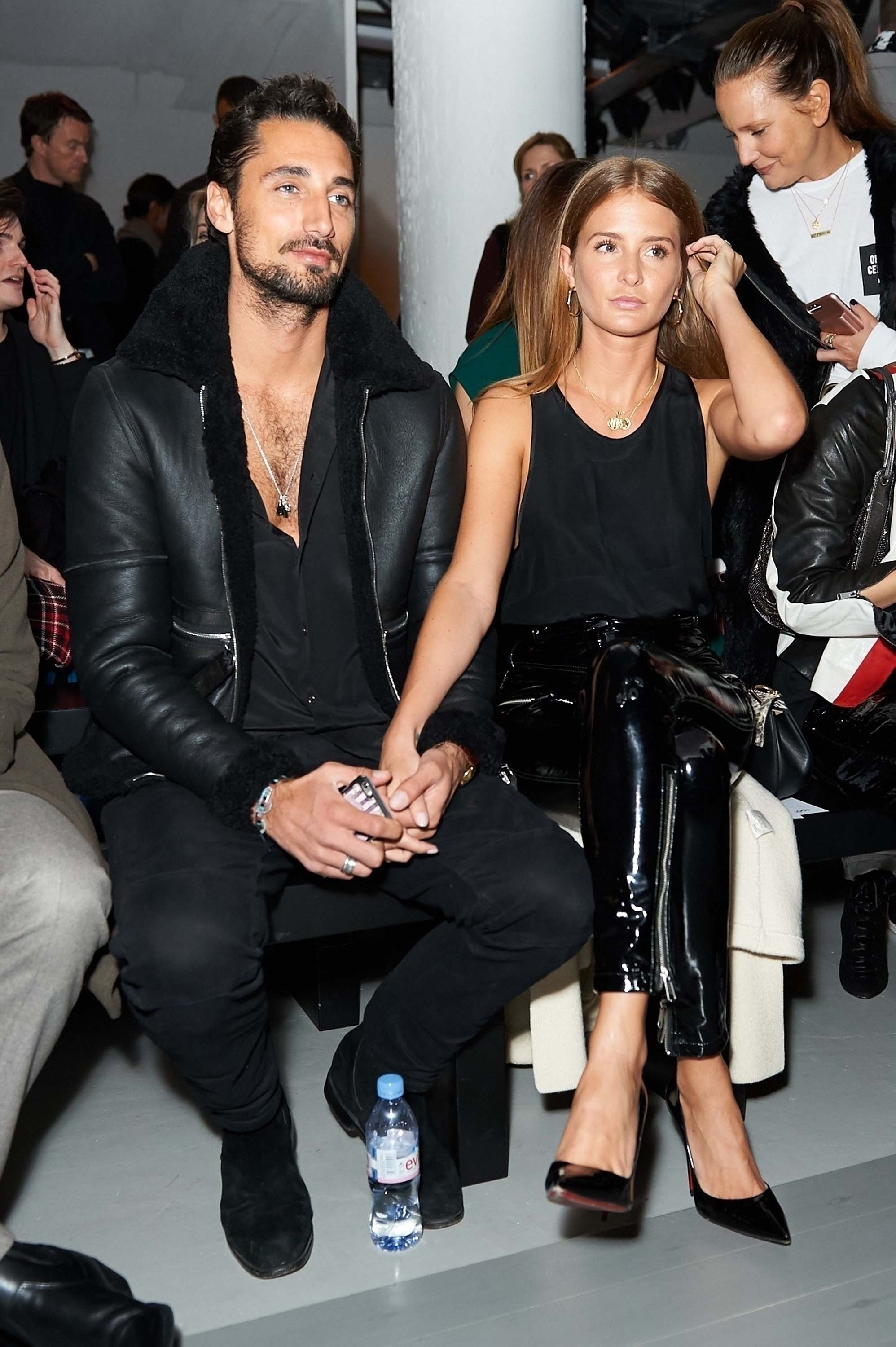 Millie Mackintosh attends Blood Brother Catwalk Show