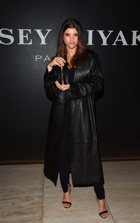 Sofia Richie Issey Miyake fragrance launch
