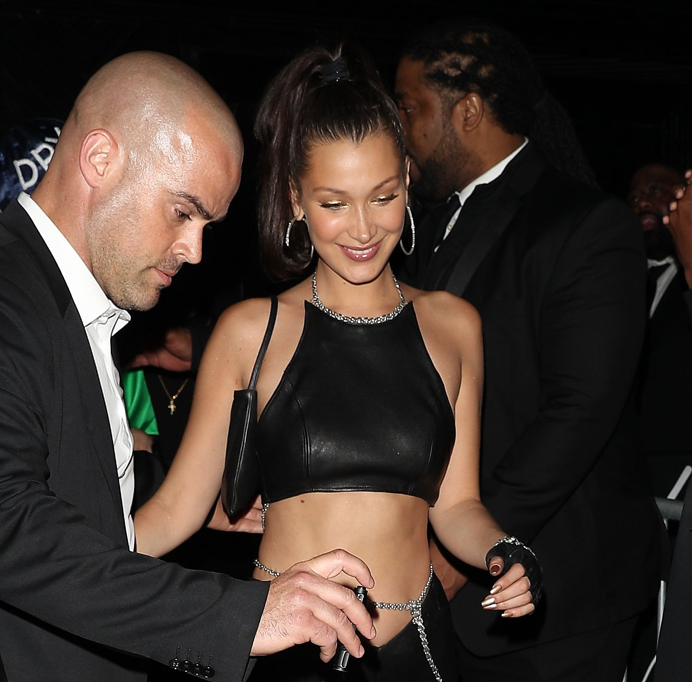 Bella Hadid attends Met Gala After Party