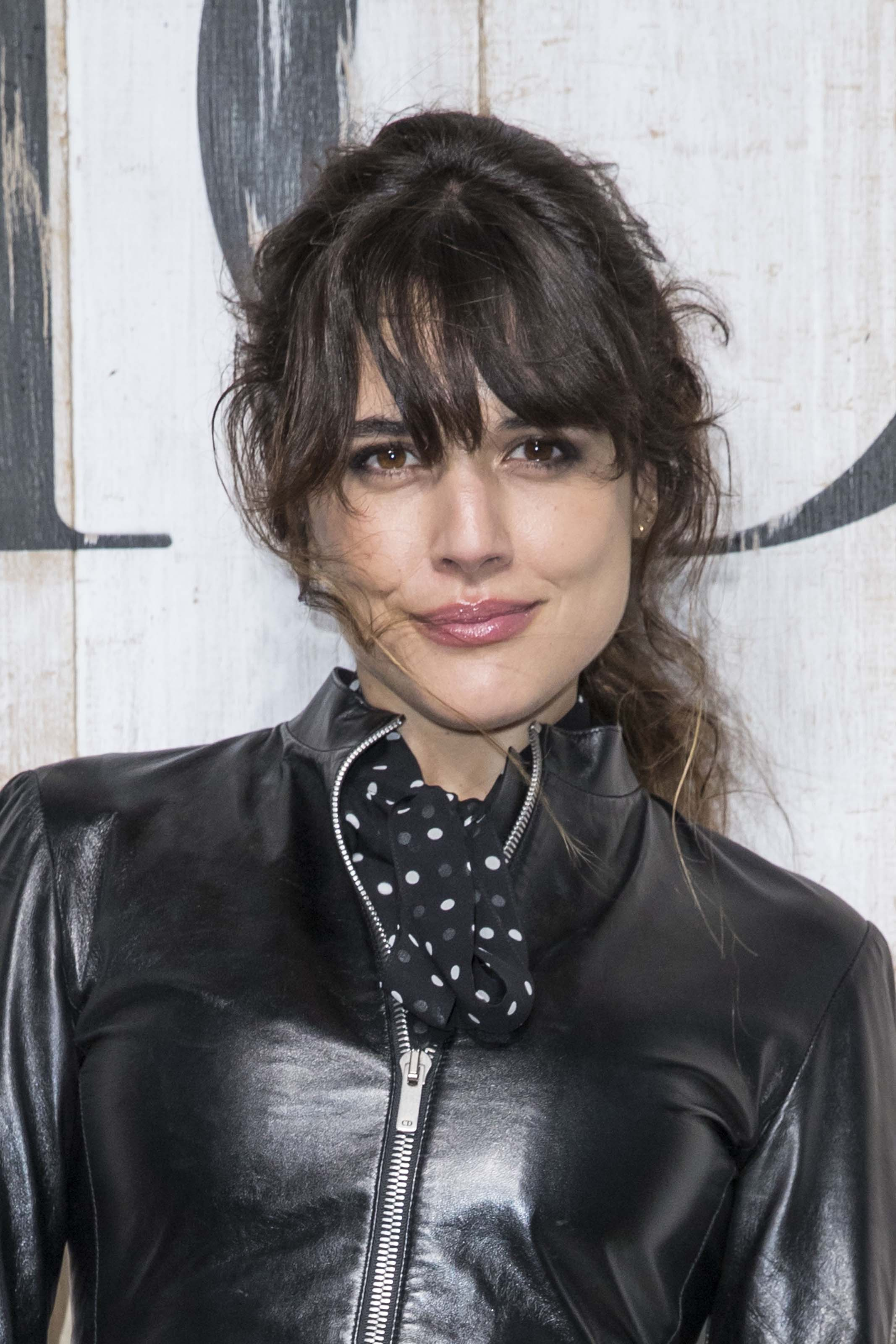 Adriana Ugarte attends Photocall Christian Dior Couture Cruise Collection