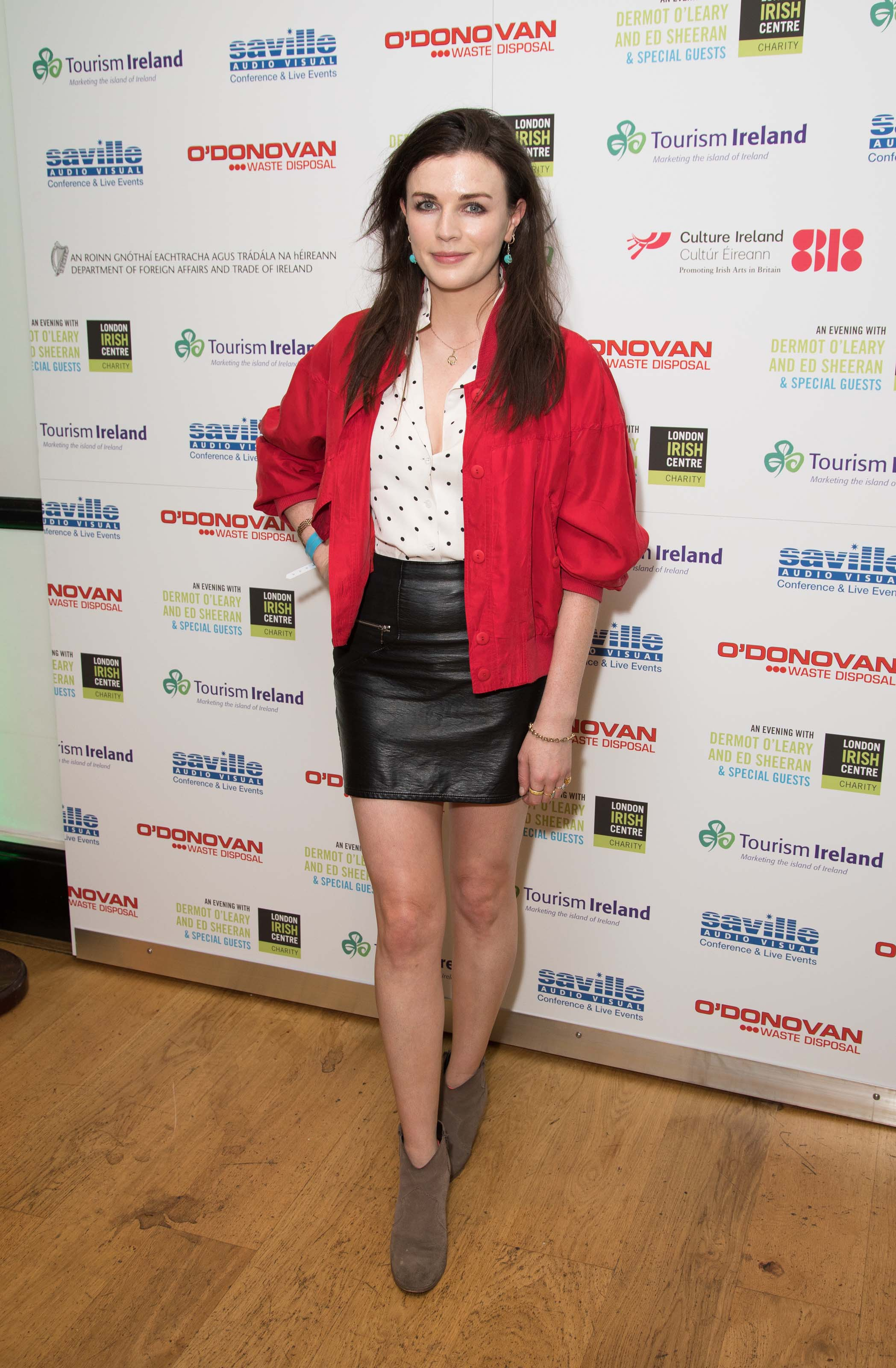 Aisling Bea attends The London Irish Center Gala