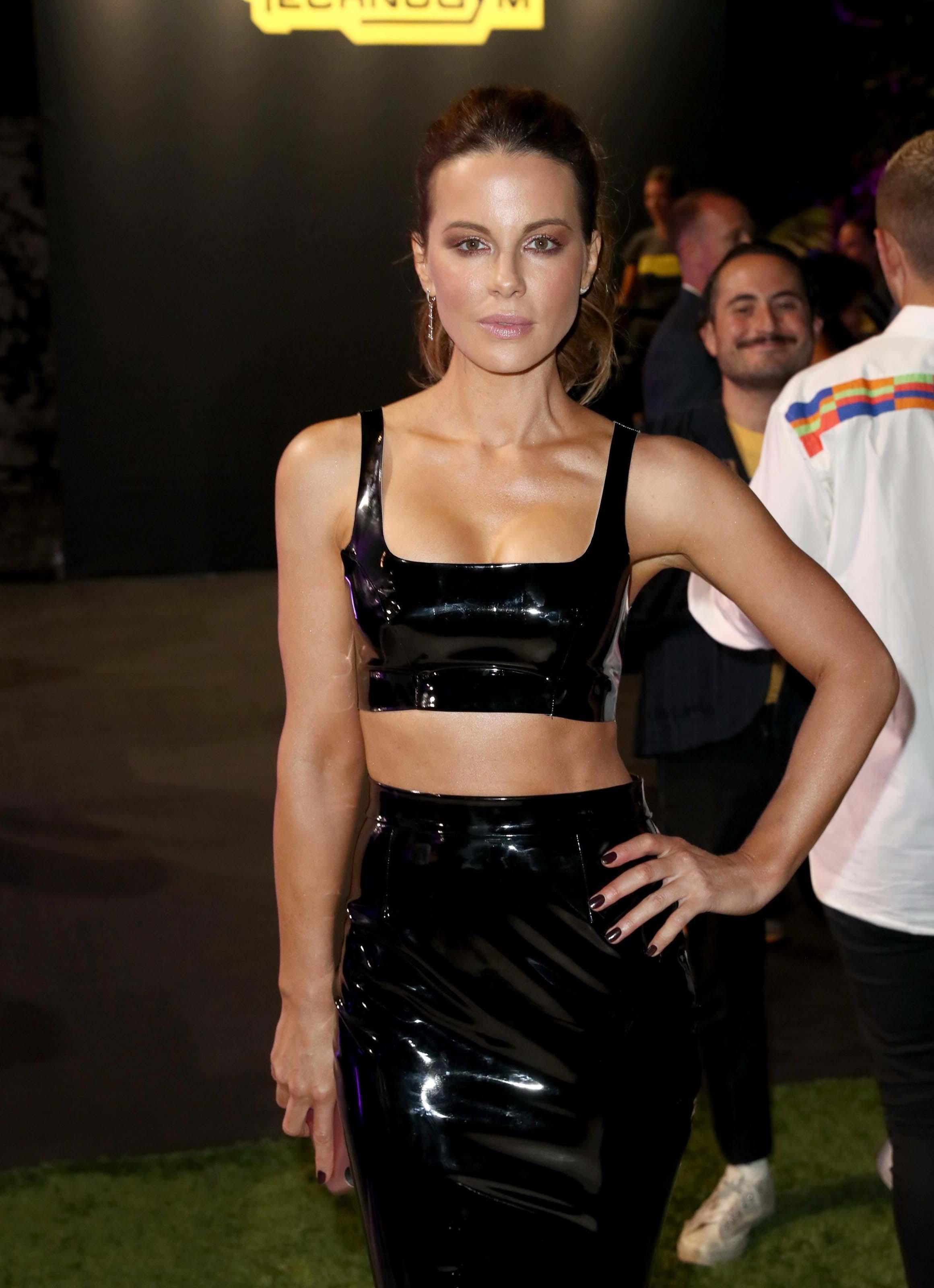 Kate Beckinsale attends Rolls Royce X Technogym Party