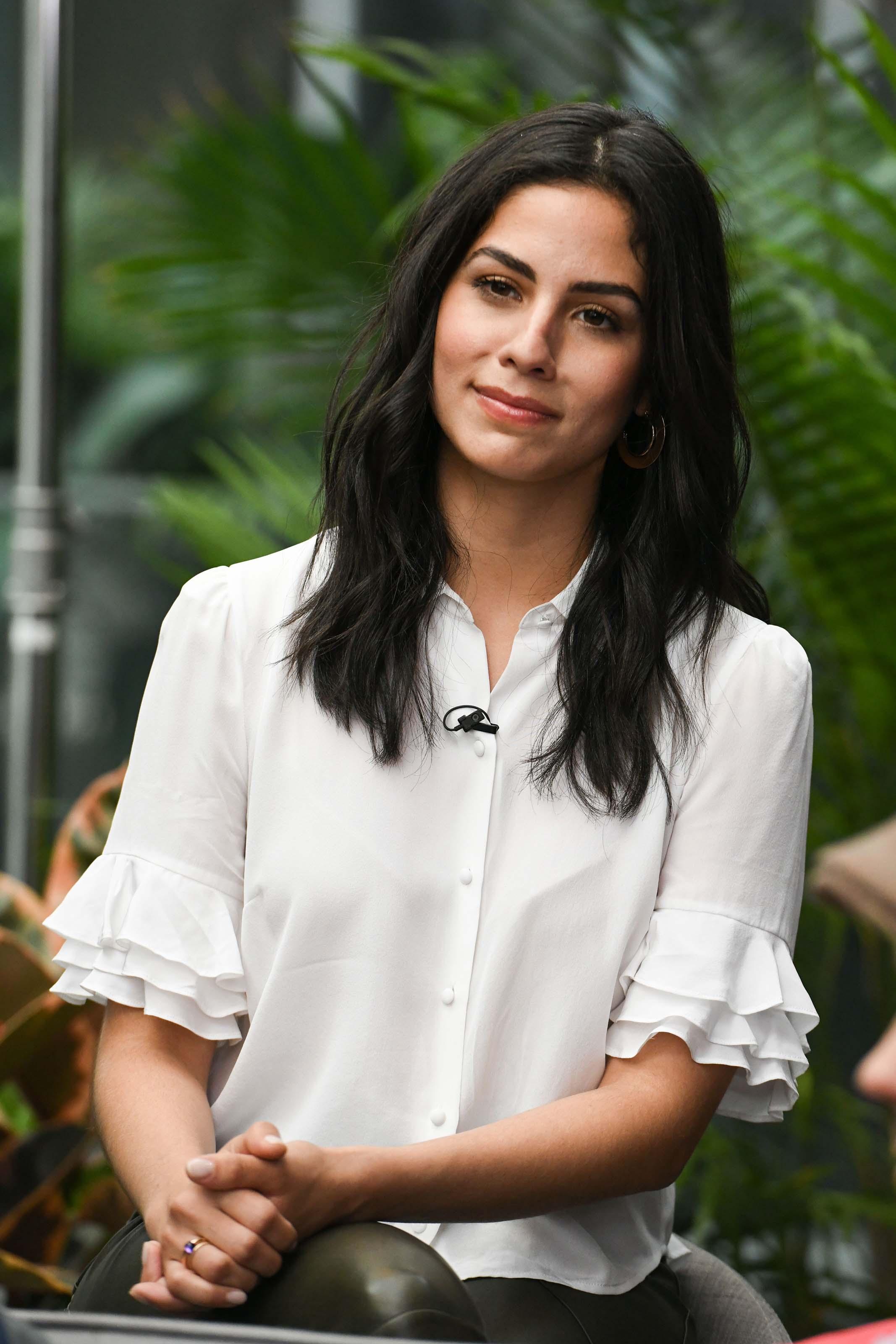 Isabel Arraiza attends Variety Studio