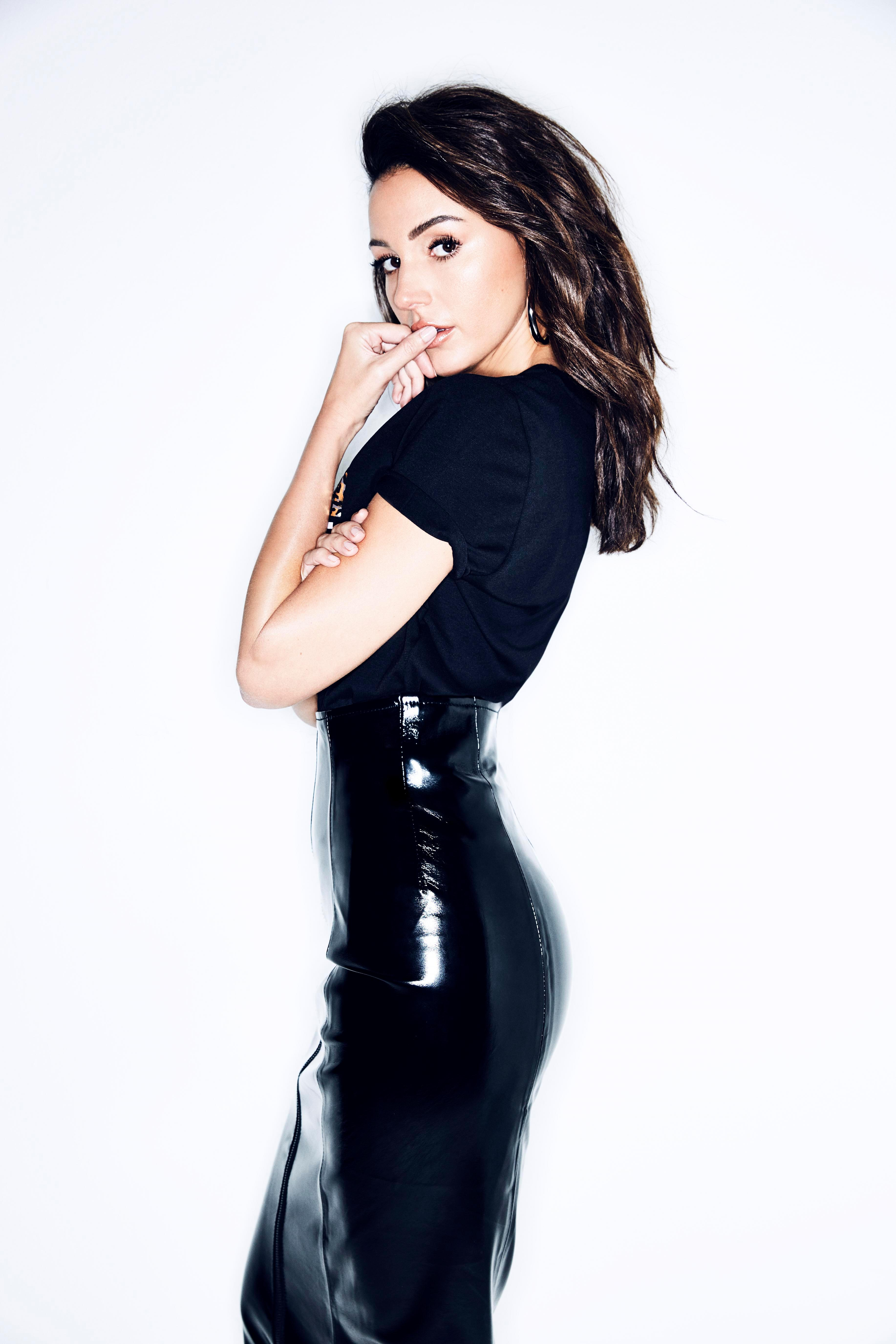 Michelle Keegan - Mark Hayman Photoshoot
