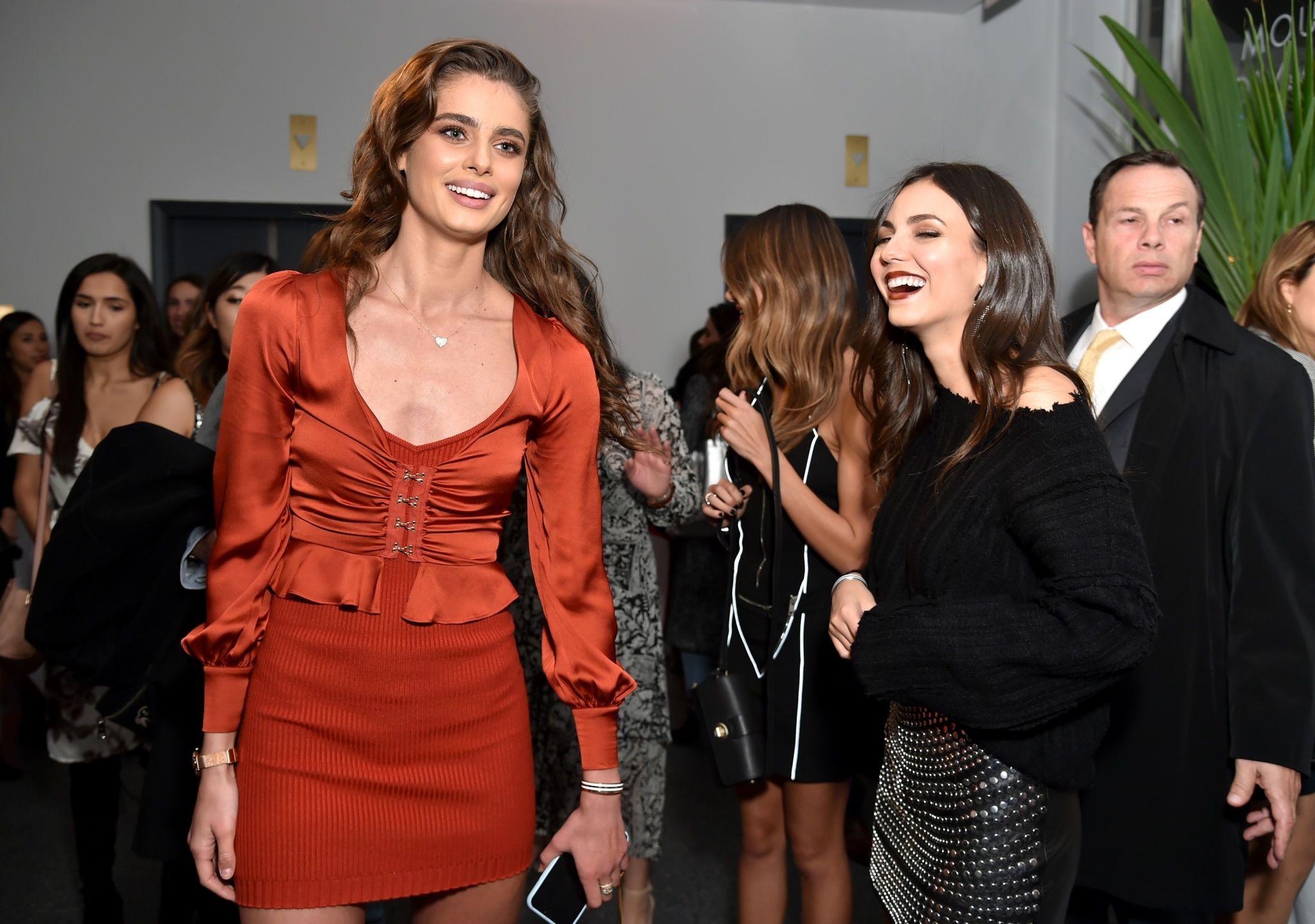 Victoria Justice attends Daniel Wellington celebrates the opening store