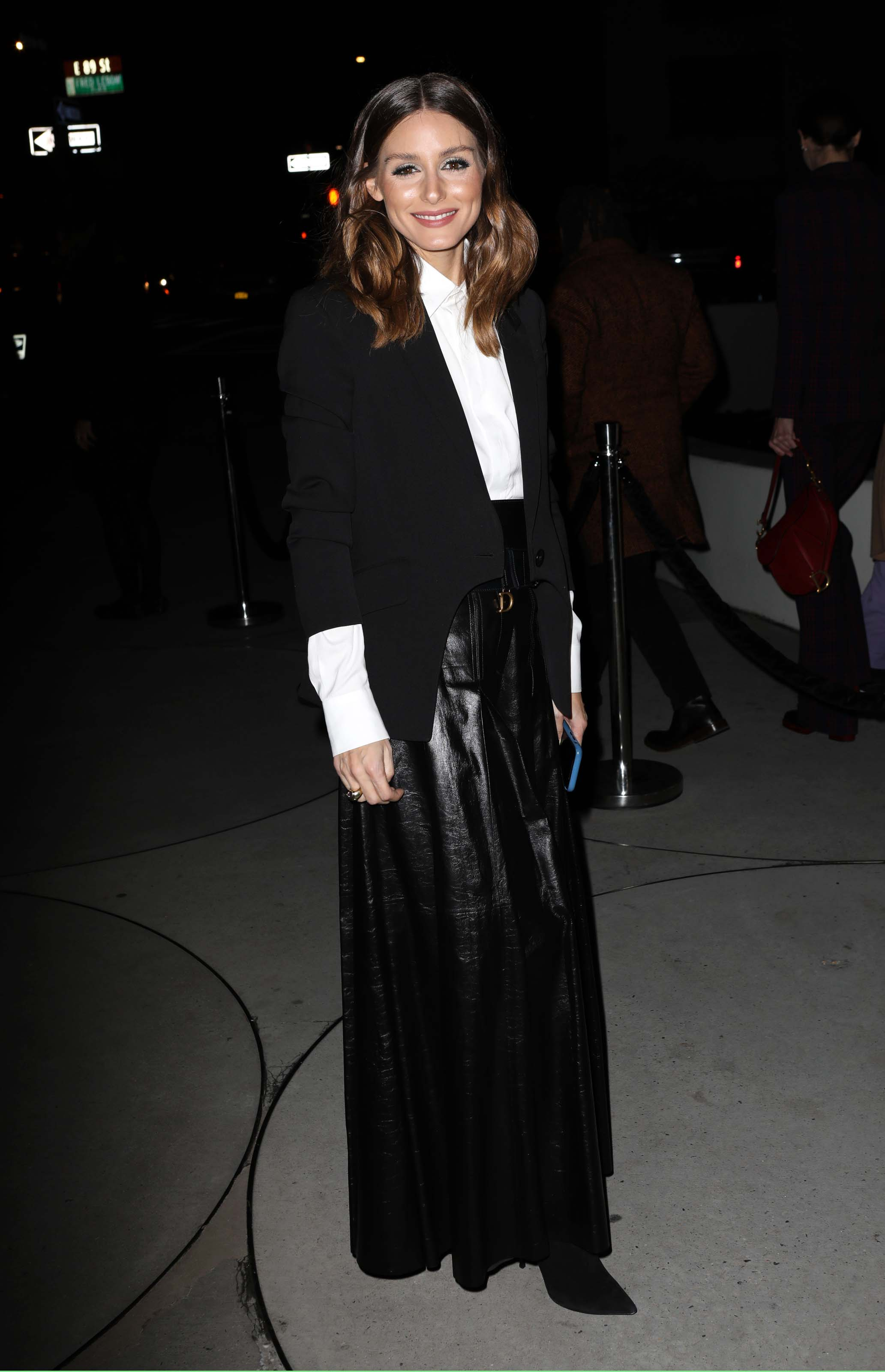 Olivia Palermo attends 2018 Guggenheim International Gala Pre-Party