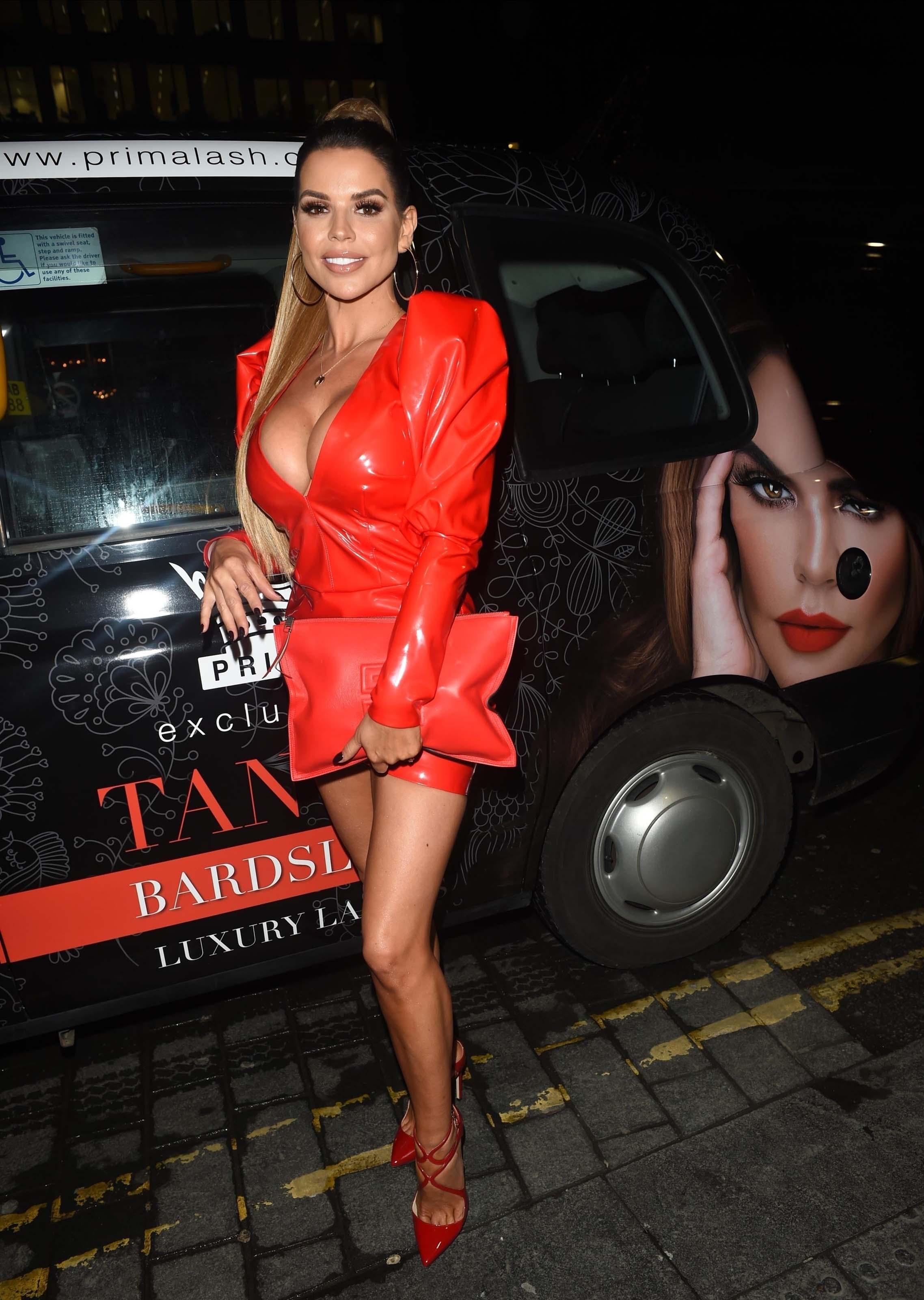 Tanya Bardsley attends Tanya Bardsley's Prima Lash Launch